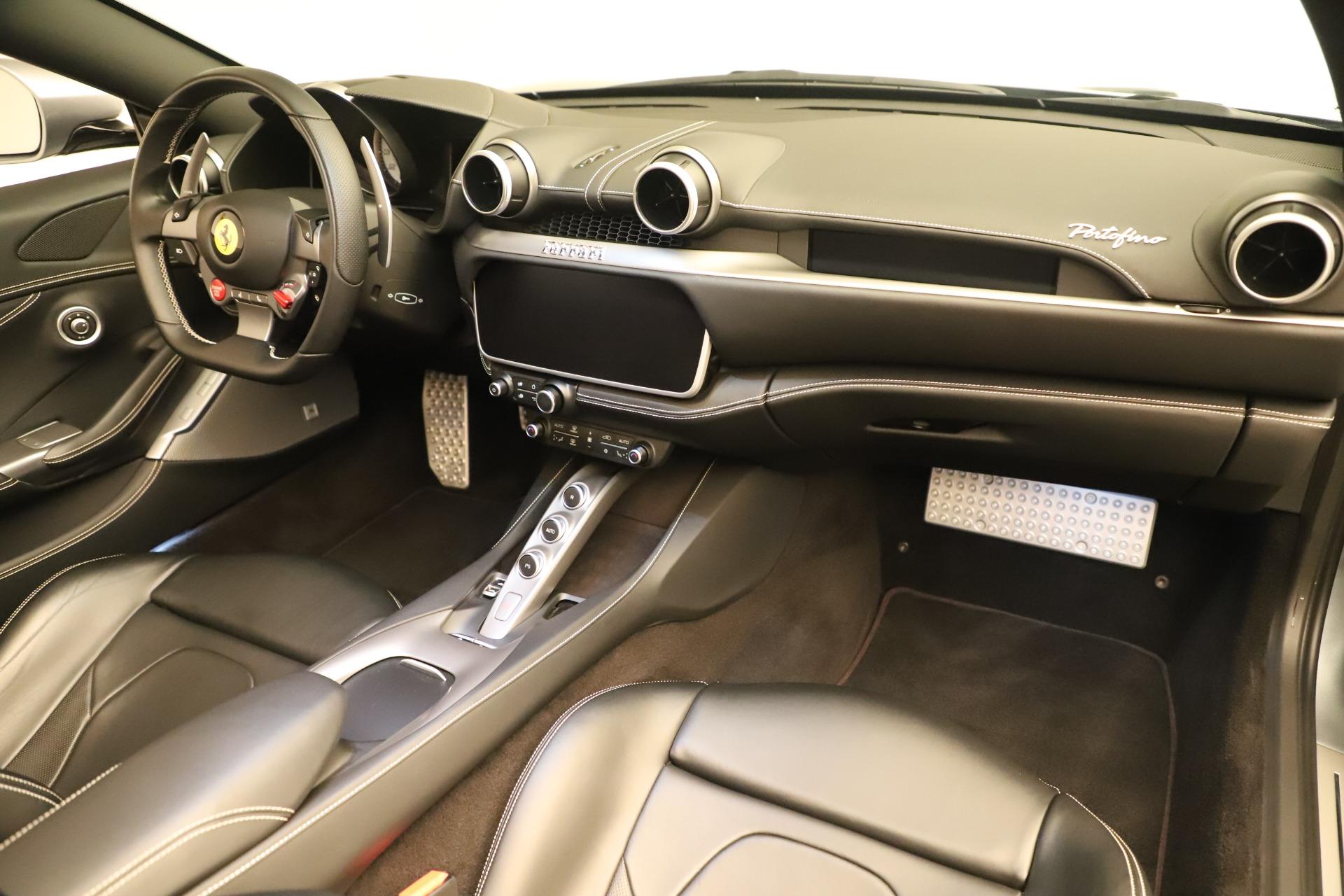Used 2019 Ferrari Portofino  For Sale In Westport, CT 3470_p29