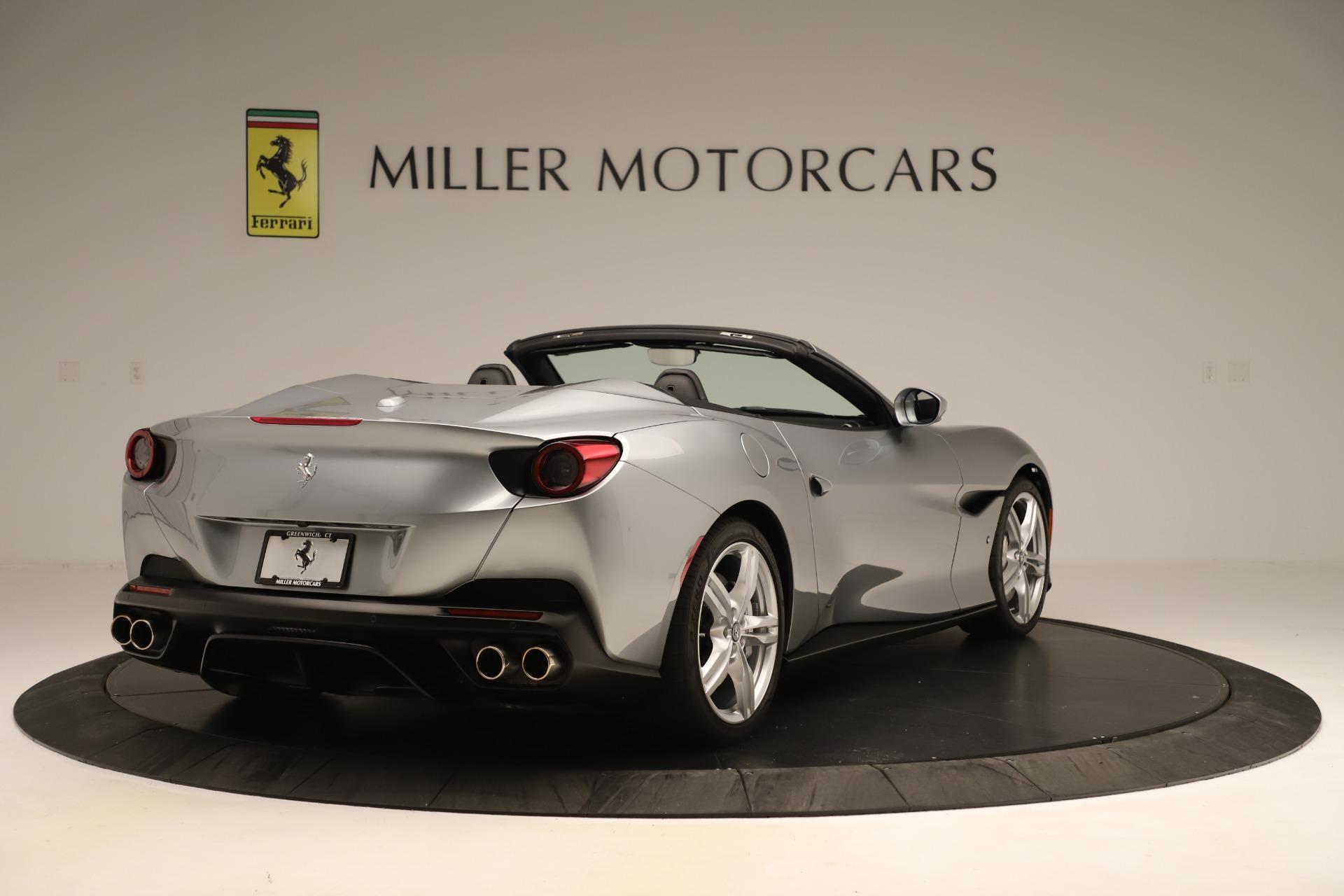 Used 2019 Ferrari Portofino  For Sale In Westport, CT 3470_p7