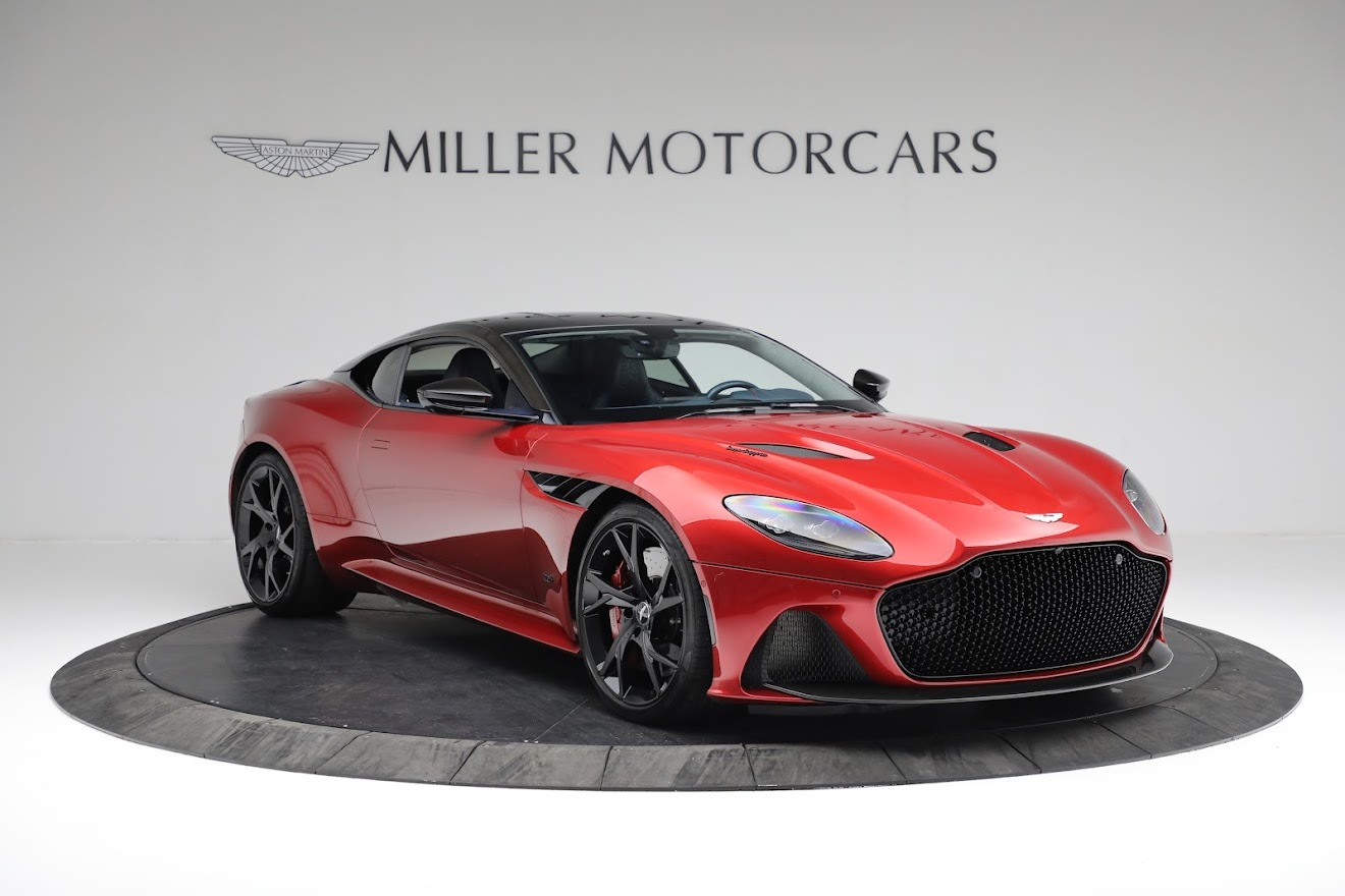 Used 2019 Aston Martin DBS Superleggera For Sale In Westport, CT 3471_p10