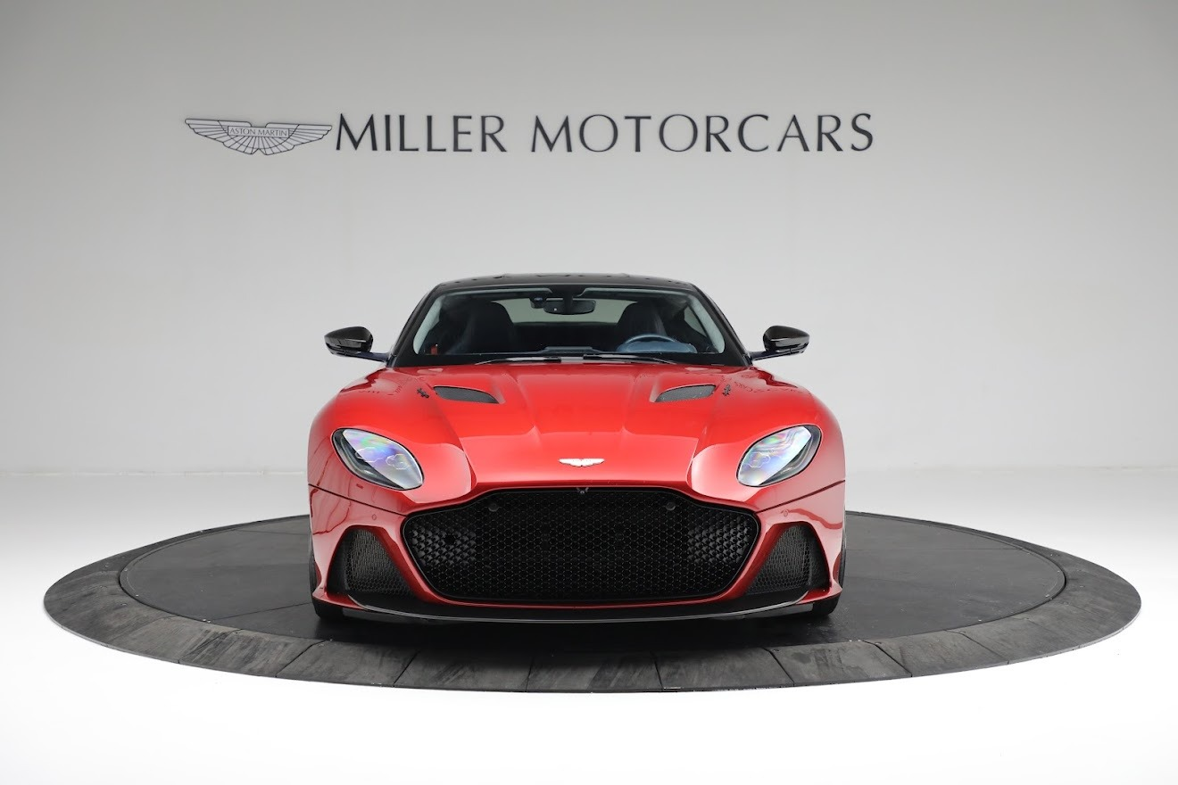 Used 2019 Aston Martin DBS Superleggera For Sale In Westport, CT 3471_p11