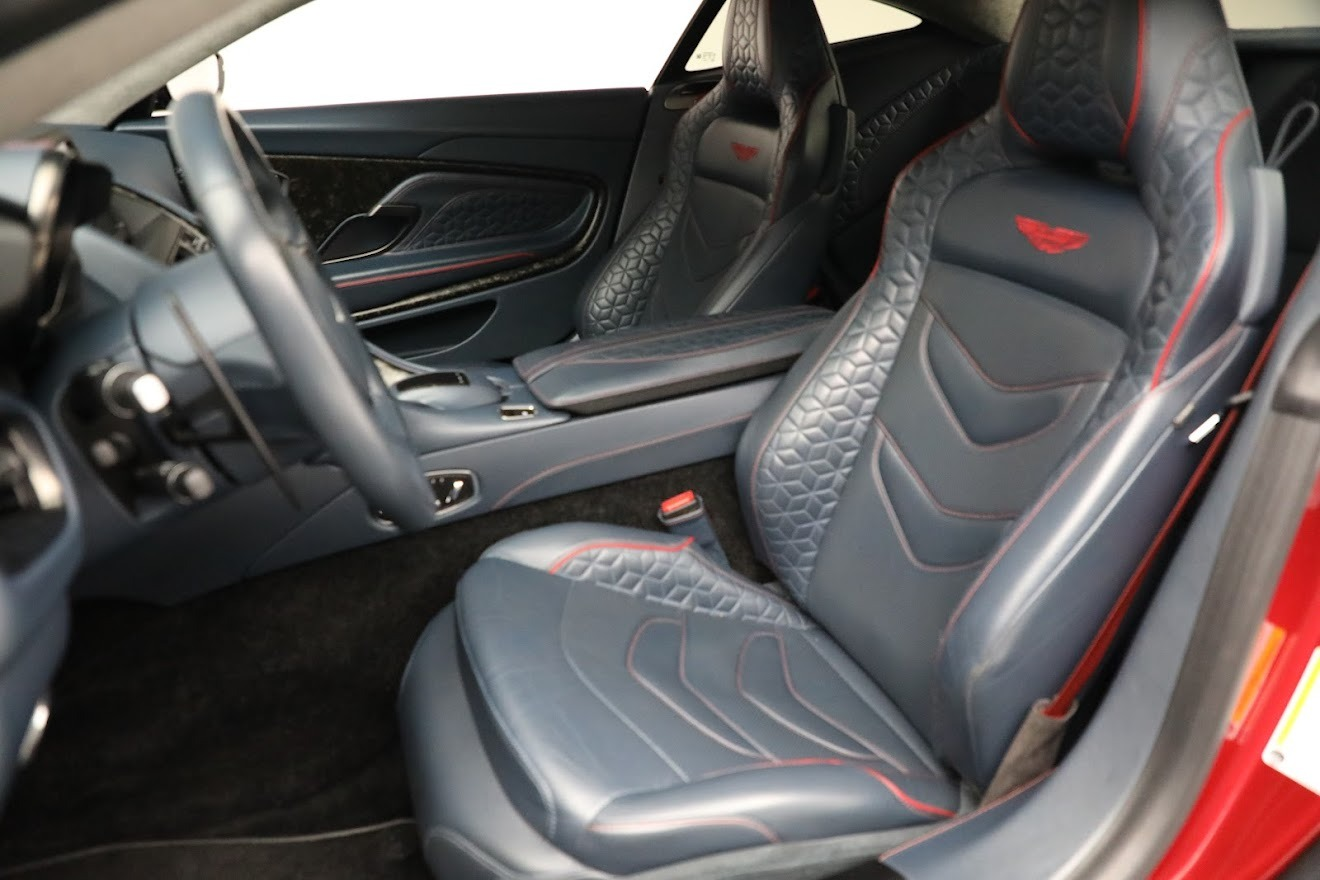 Used 2019 Aston Martin DBS Superleggera For Sale In Westport, CT 3471_p19