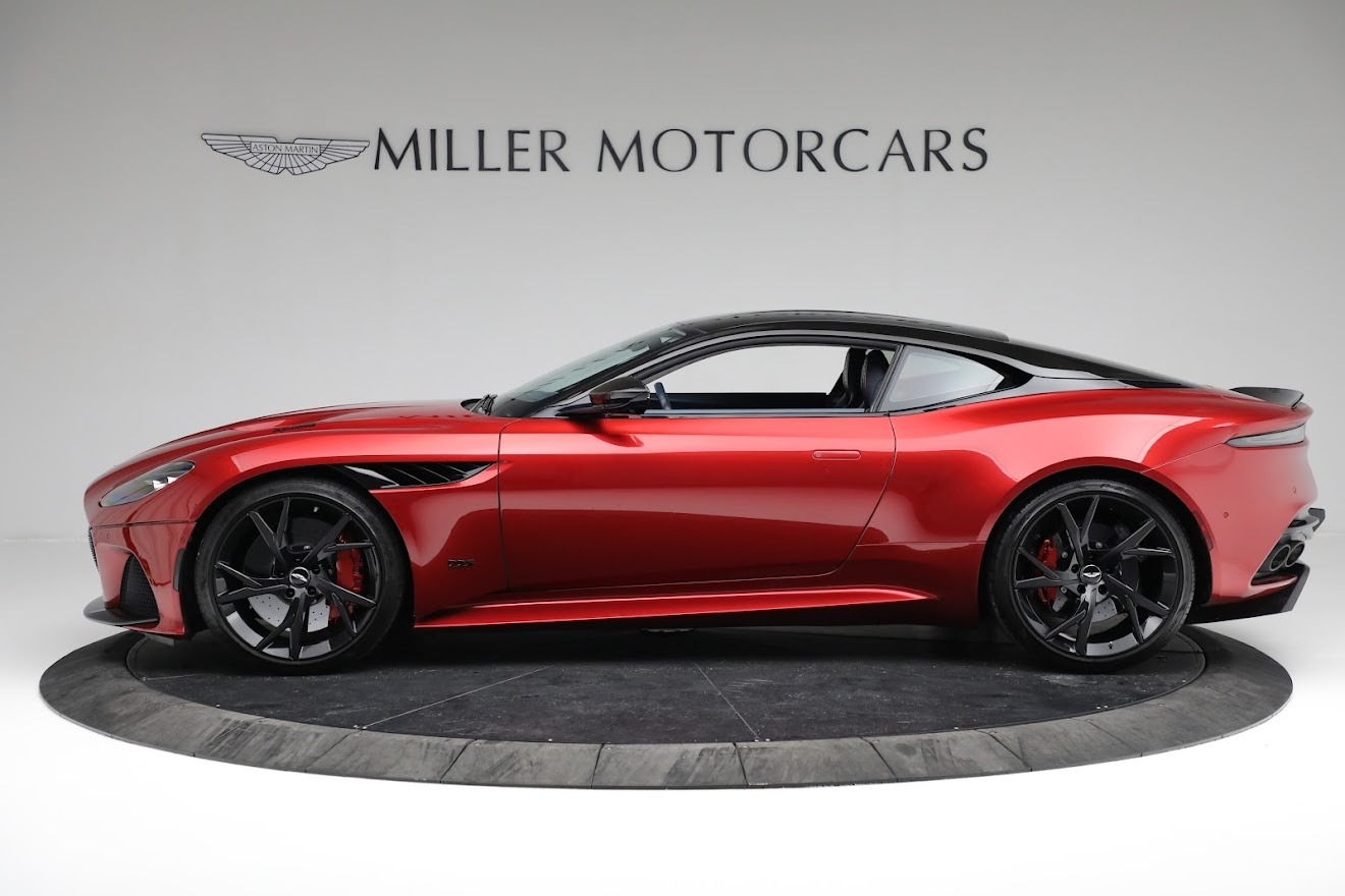 Used 2019 Aston Martin DBS Superleggera For Sale In Westport, CT 3471_p2