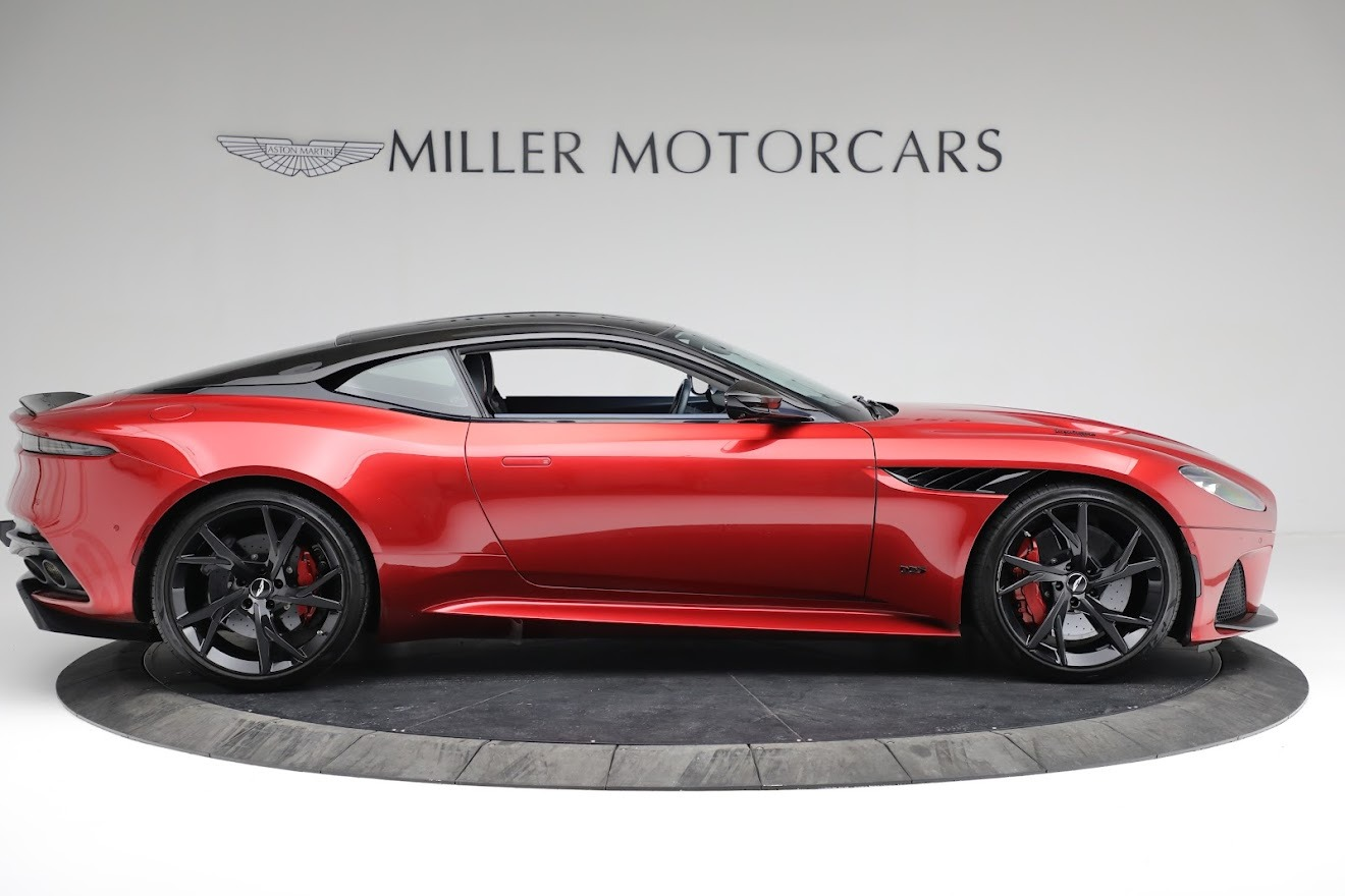 Used 2019 Aston Martin DBS Superleggera For Sale In Westport, CT 3471_p8