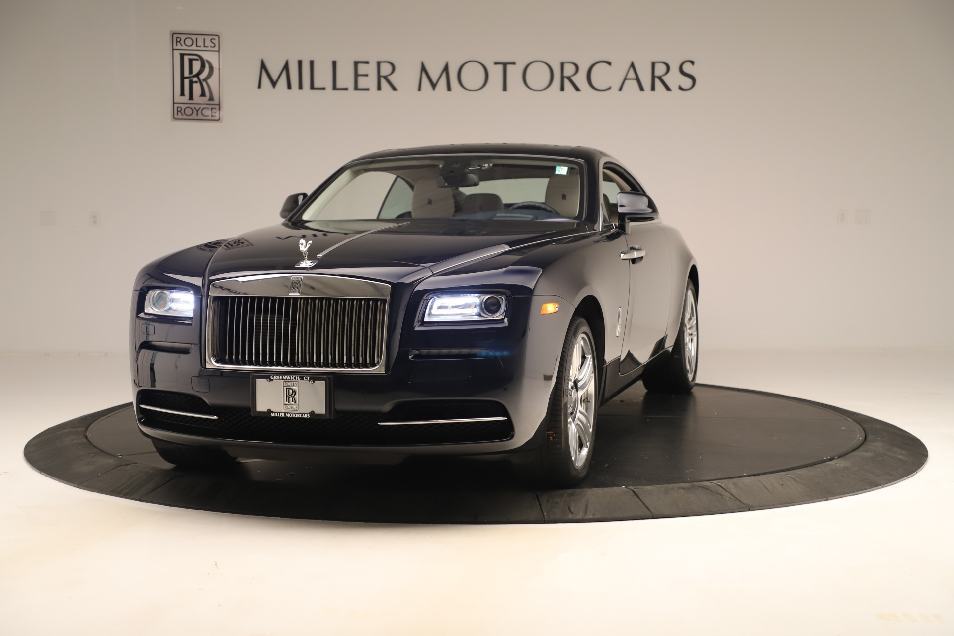 Used 2015 Rolls-Royce Wraith  For Sale In Westport, CT 3473_main
