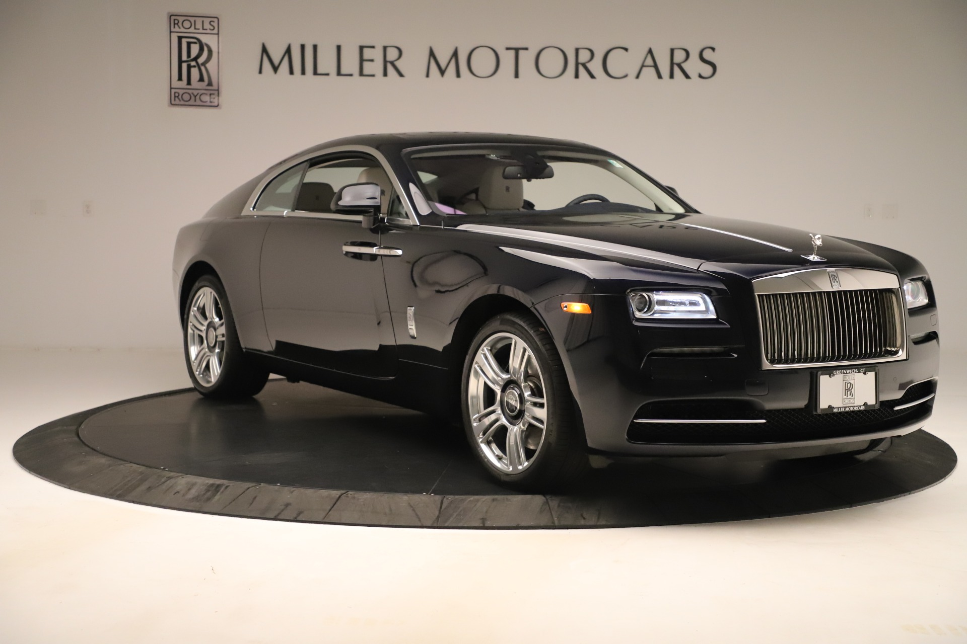 Used 2015 Rolls-Royce Wraith  For Sale In Westport, CT 3473_p12