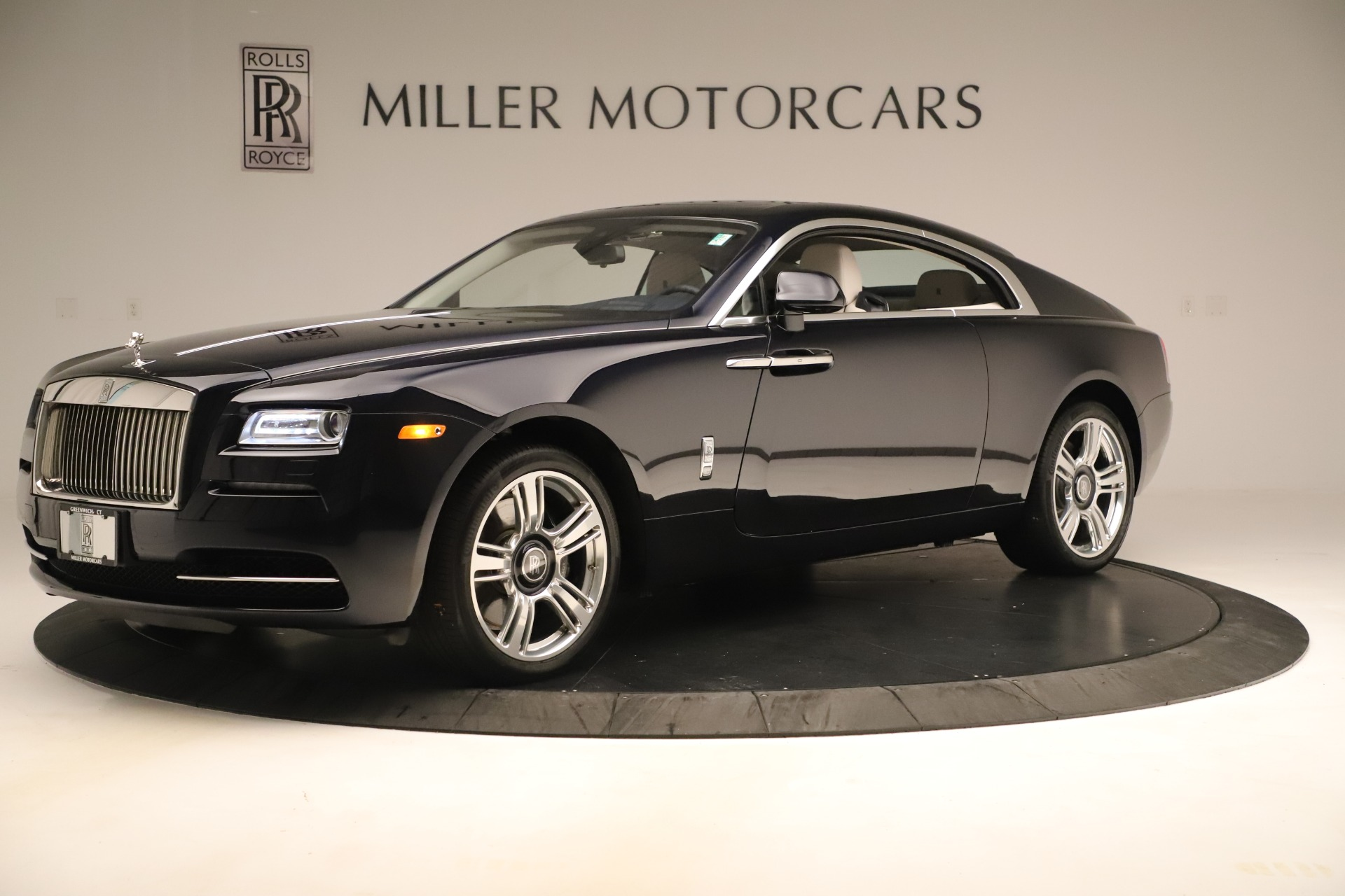 Used 2015 Rolls-Royce Wraith  For Sale In Westport, CT 3473_p3