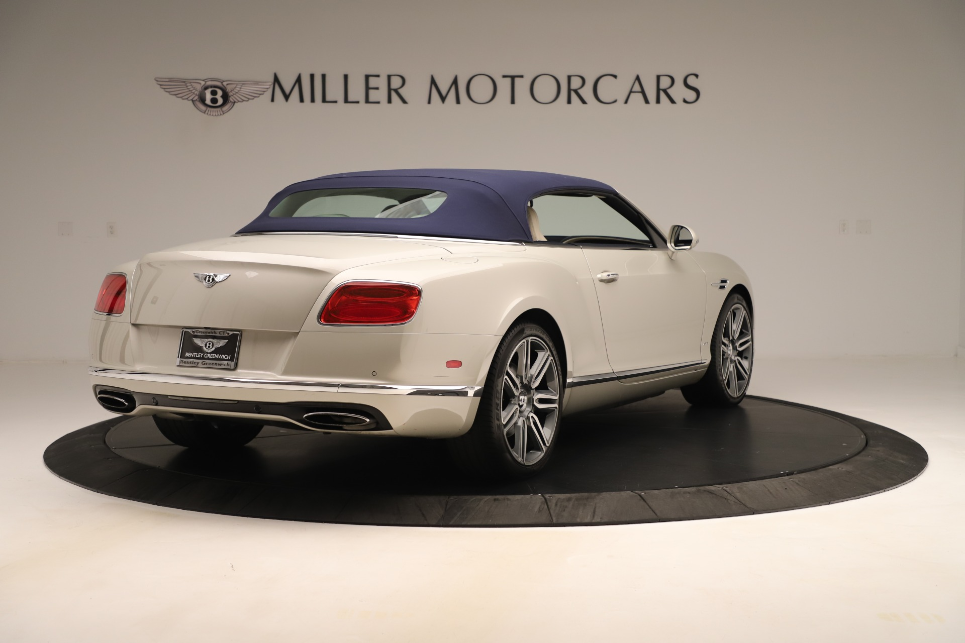 Used 2016 Bentley Continental GT W12 For Sale In Westport, CT 3475_p17