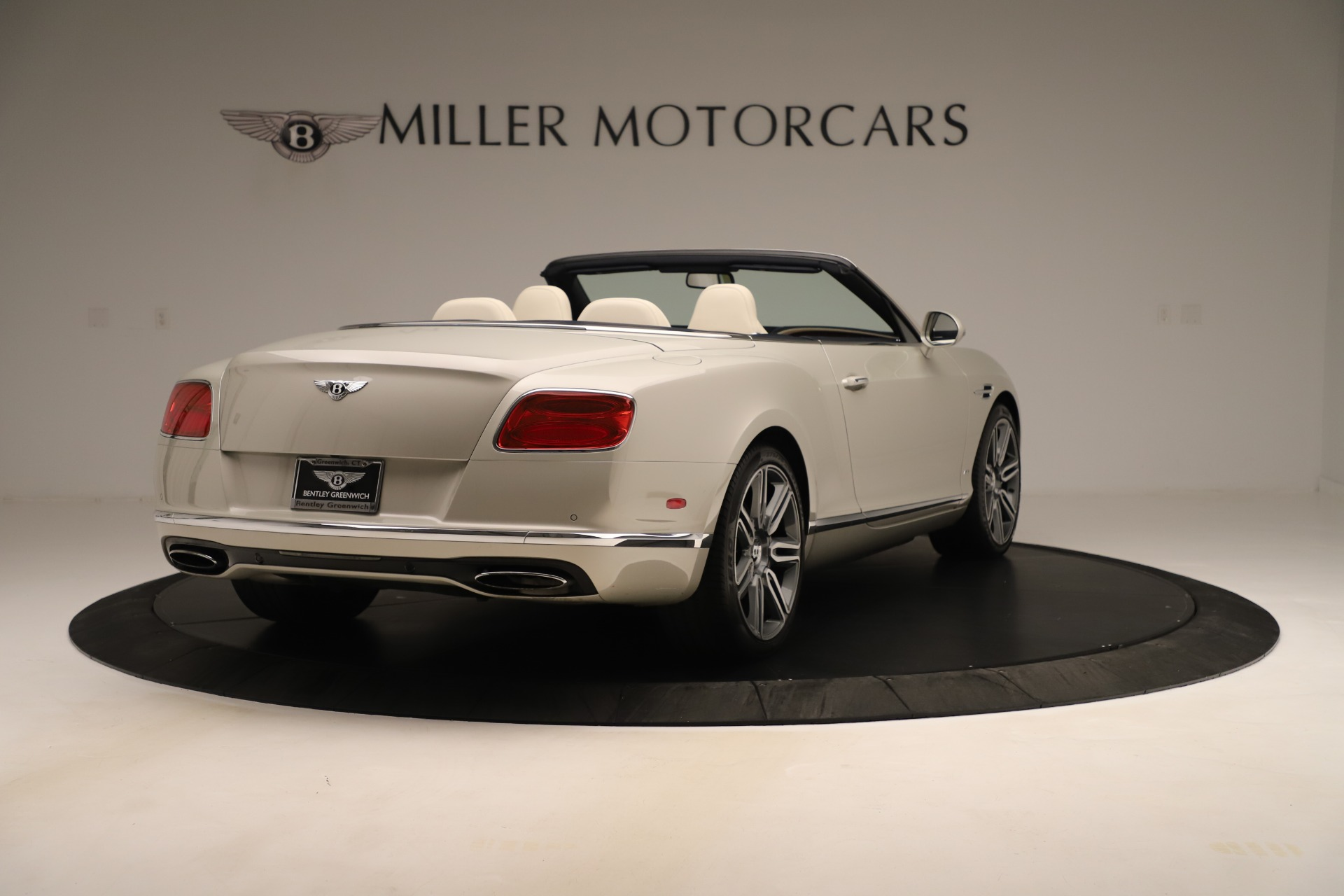 Used 2016 Bentley Continental GT W12 For Sale In Westport, CT 3475_p7
