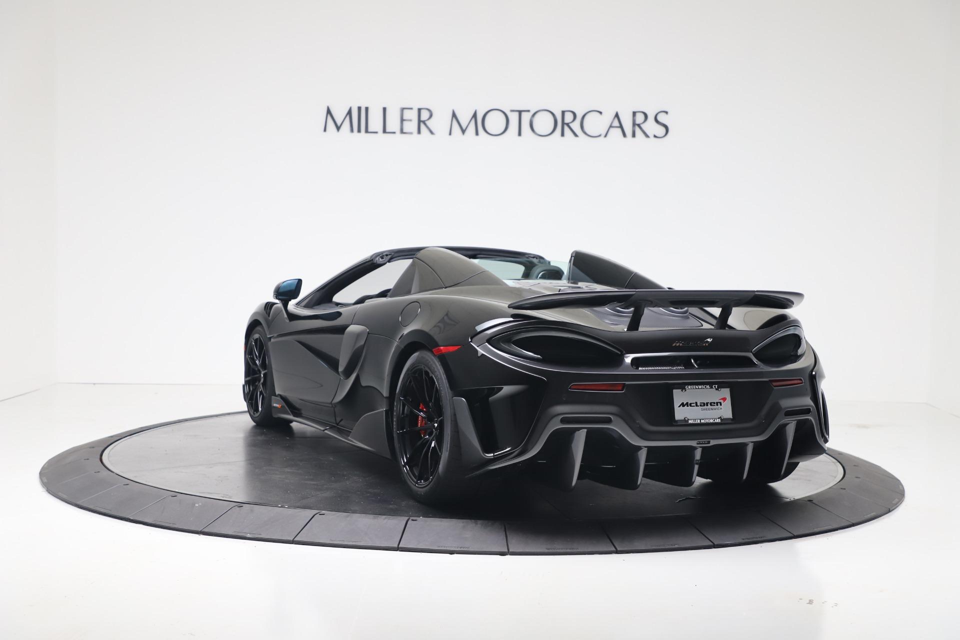 New 2020 McLaren 600LT Convertible For Sale In Westport, CT 3476_p10
