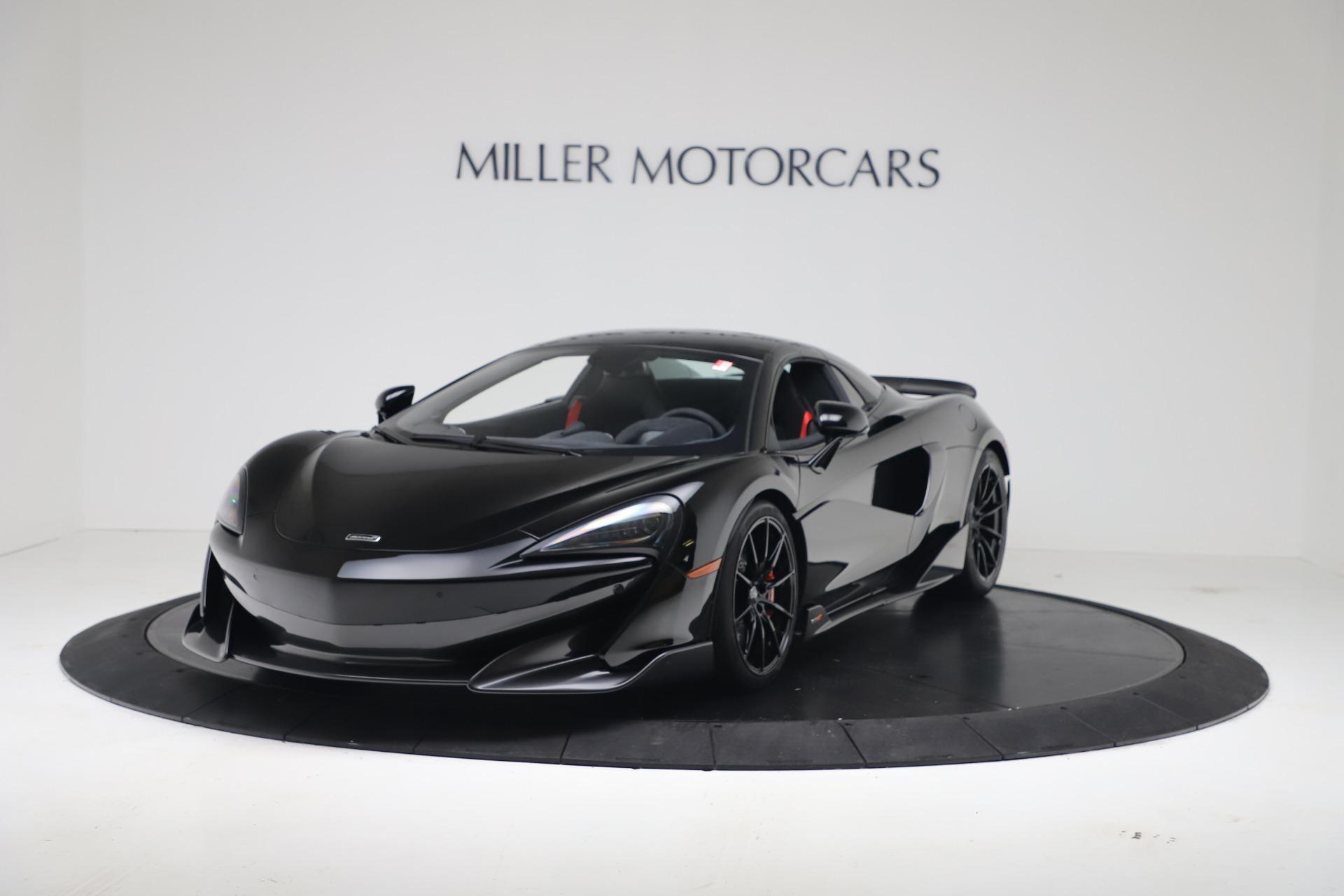 New 2020 McLaren 600LT Convertible For Sale In Westport, CT 3476_p11