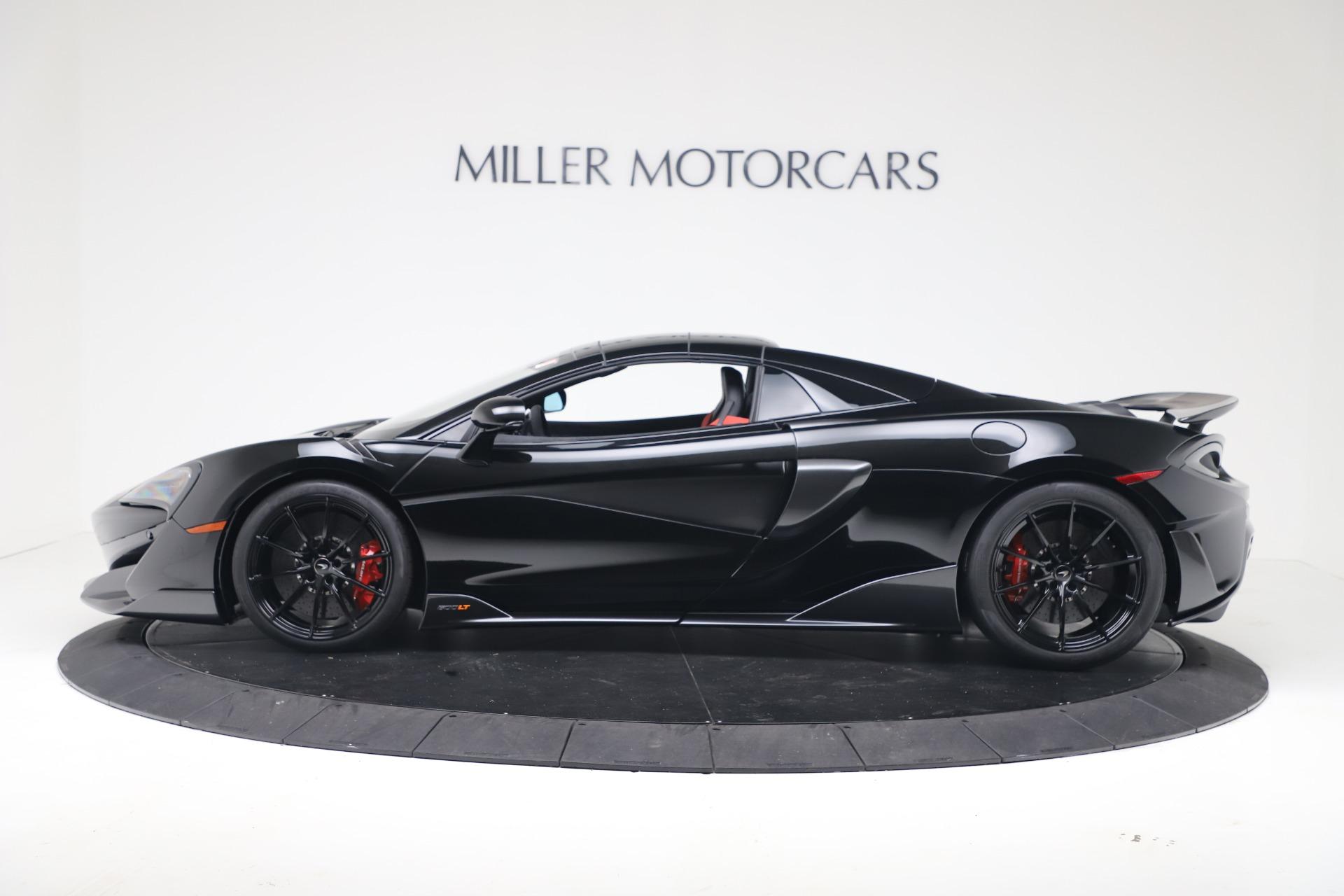 New 2020 McLaren 600LT Convertible For Sale In Westport, CT 3476_p12