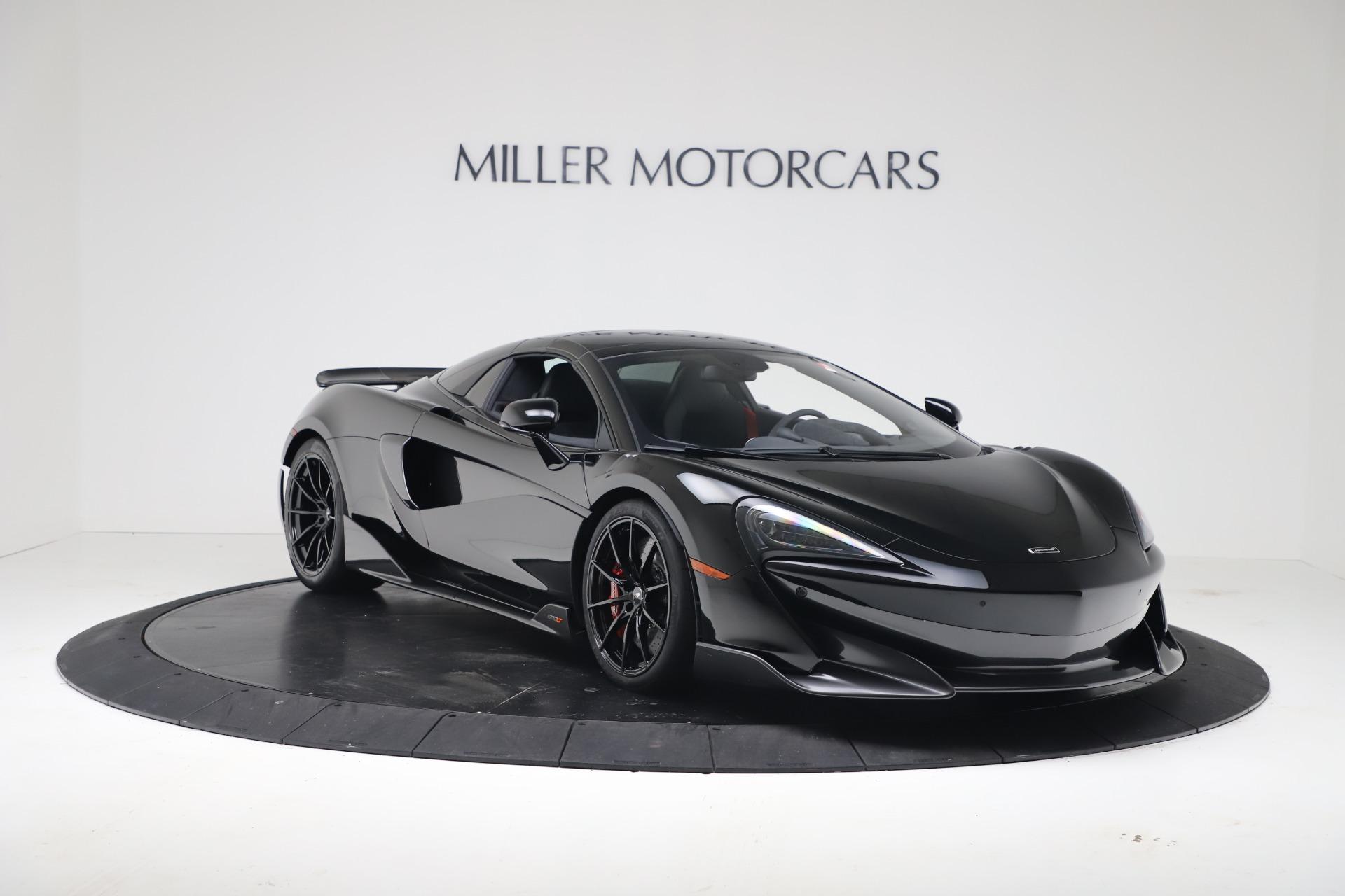 New 2020 McLaren 600LT Convertible For Sale In Westport, CT 3476_p16
