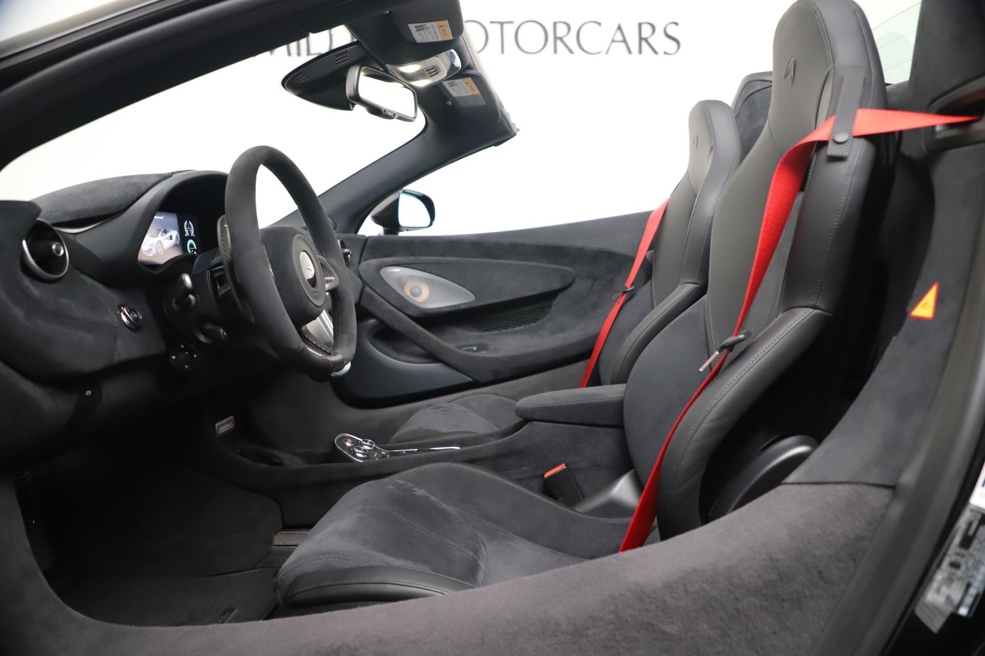 New 2020 McLaren 600LT Convertible For Sale In Westport, CT 3476_p19