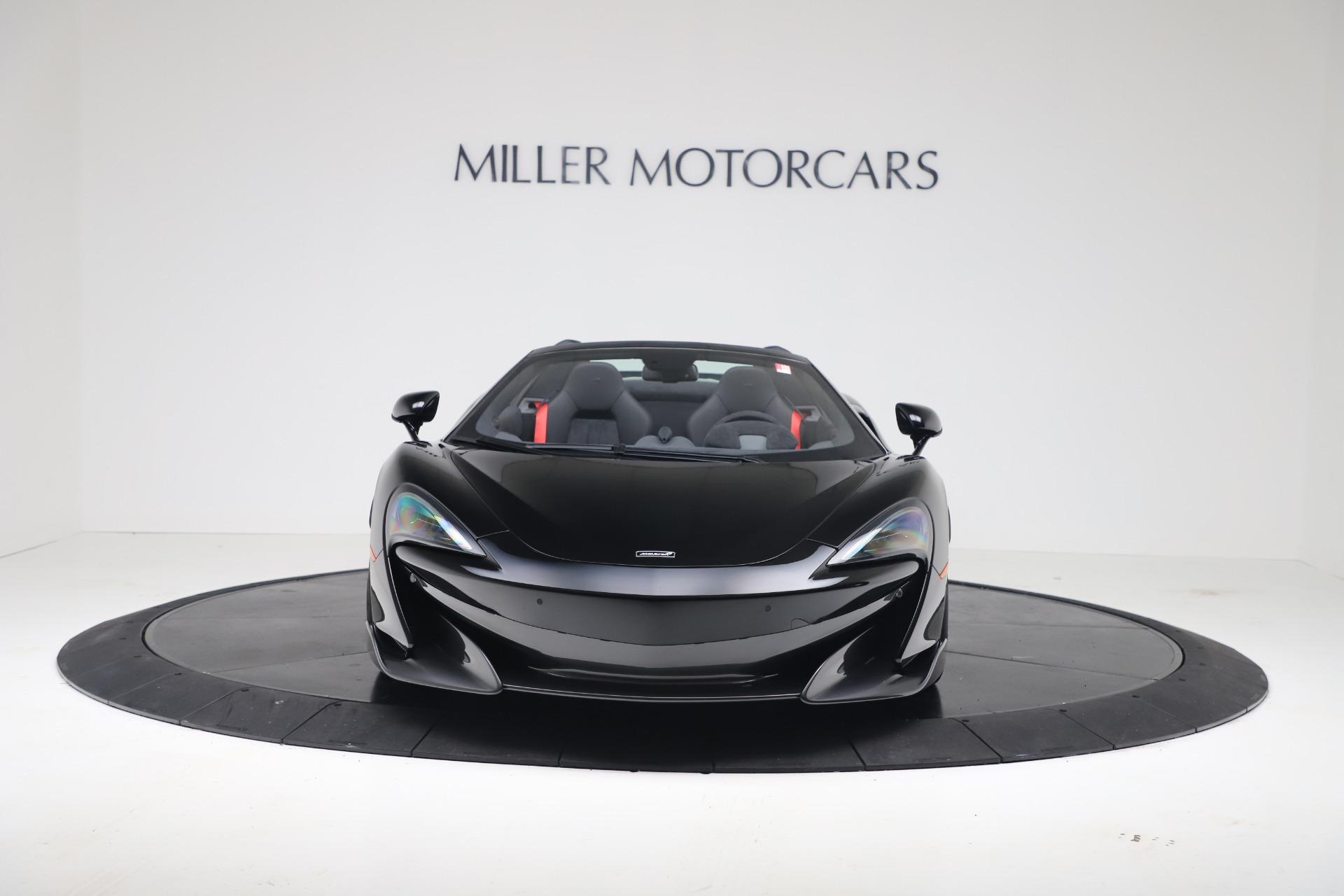 New 2020 McLaren 600LT Convertible For Sale In Westport, CT 3476_p3