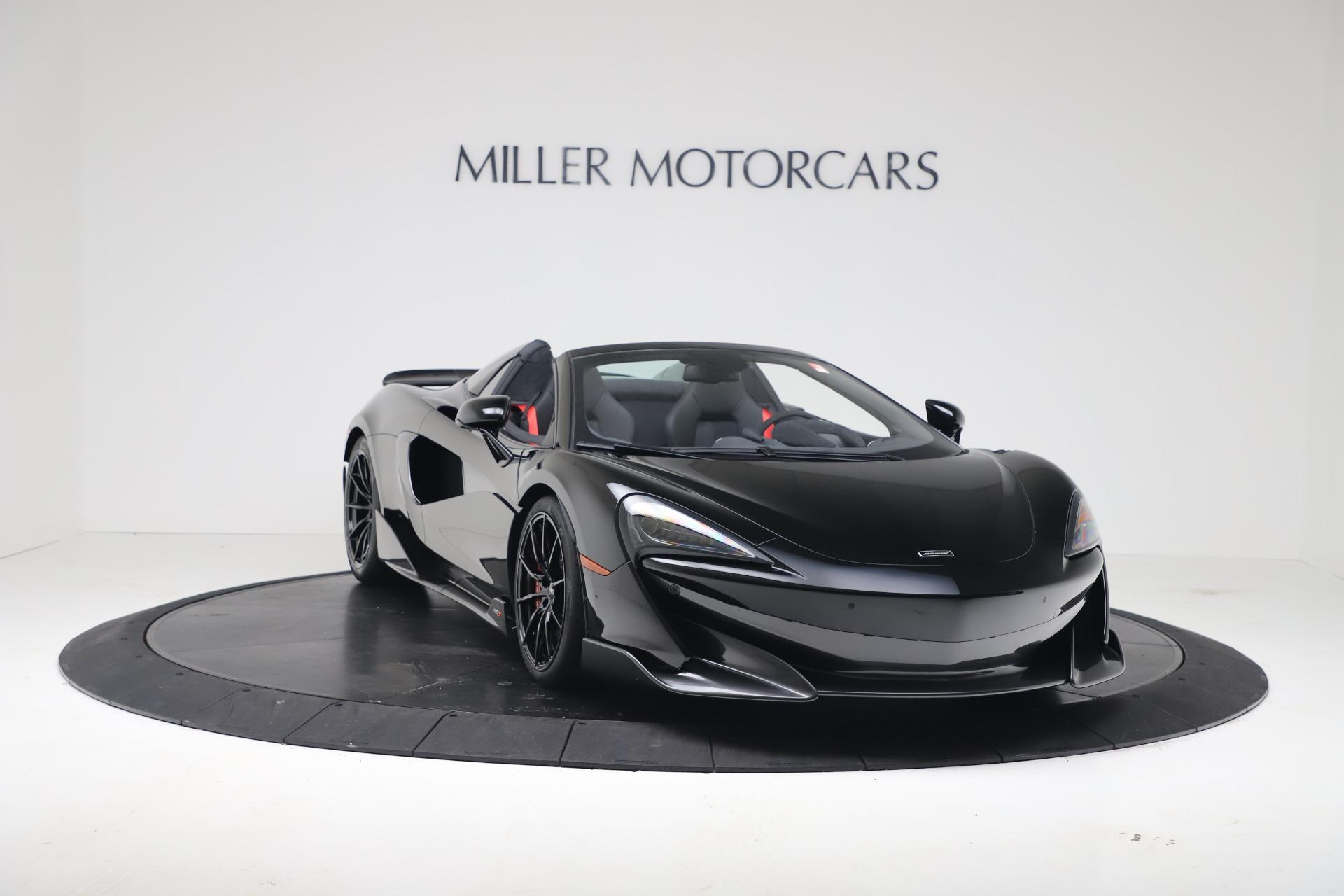 New 2020 McLaren 600LT Convertible For Sale In Westport, CT 3476_p4