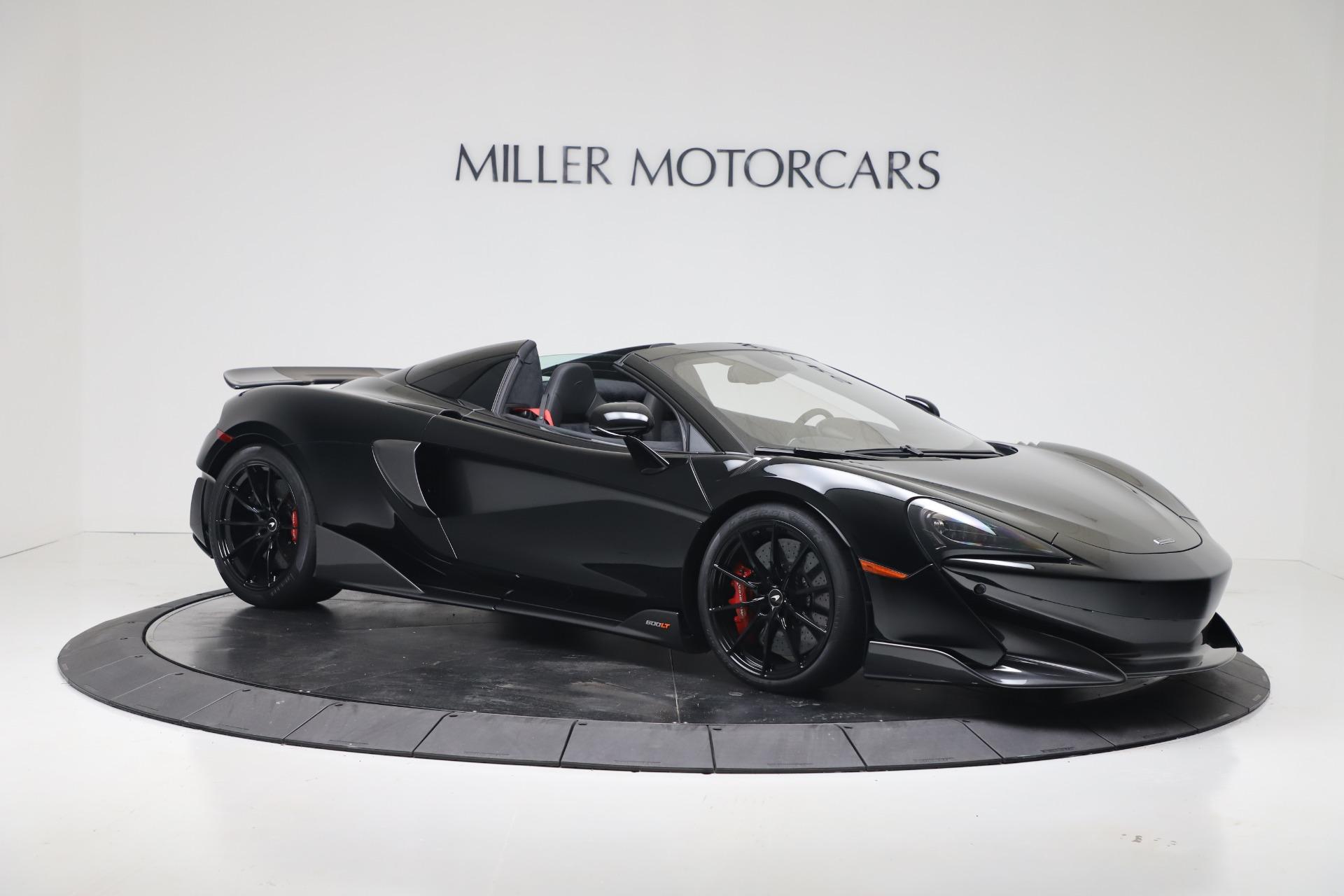 New 2020 McLaren 600LT Convertible For Sale In Westport, CT 3476_p5