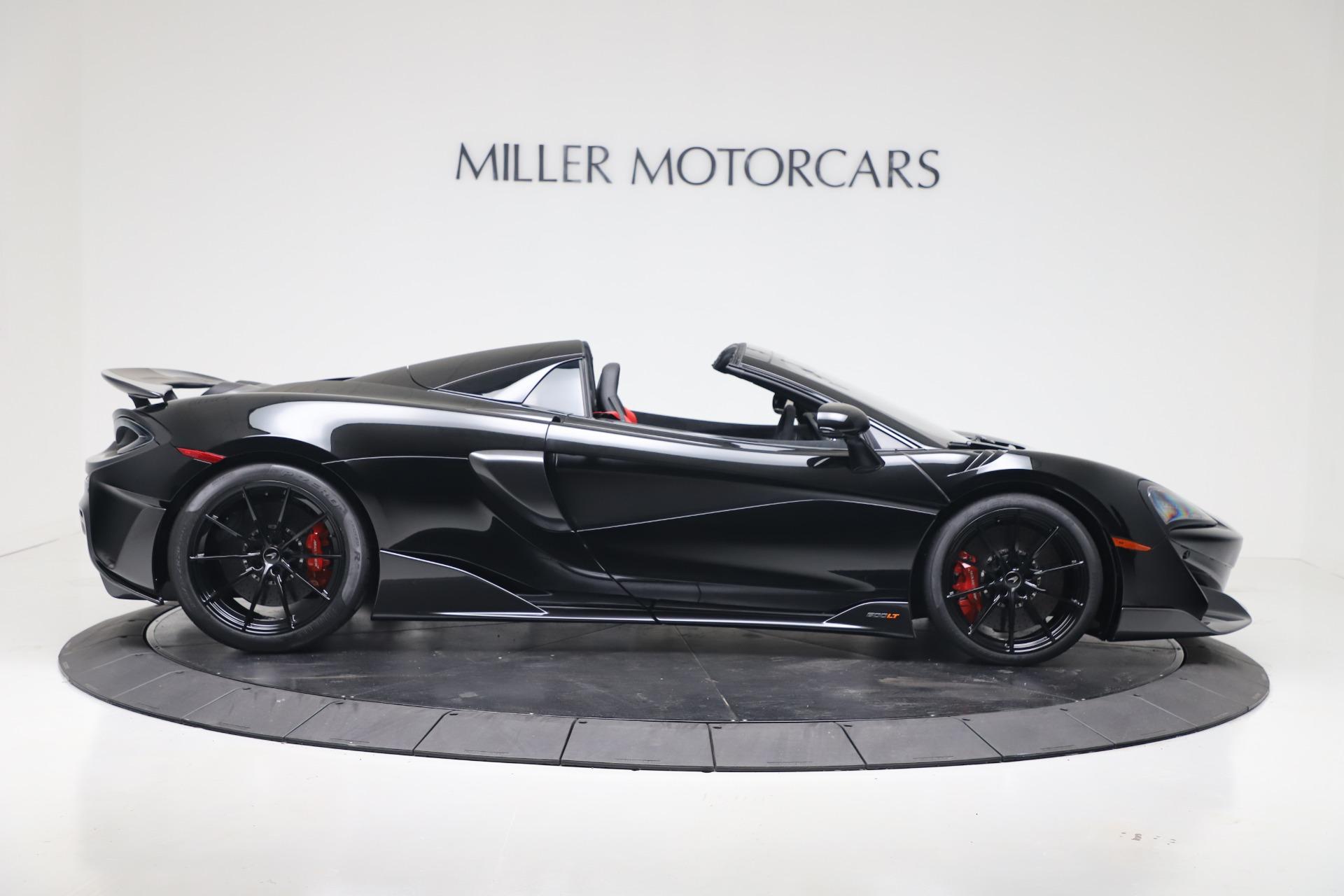 New 2020 McLaren 600LT Convertible For Sale In Westport, CT 3476_p6