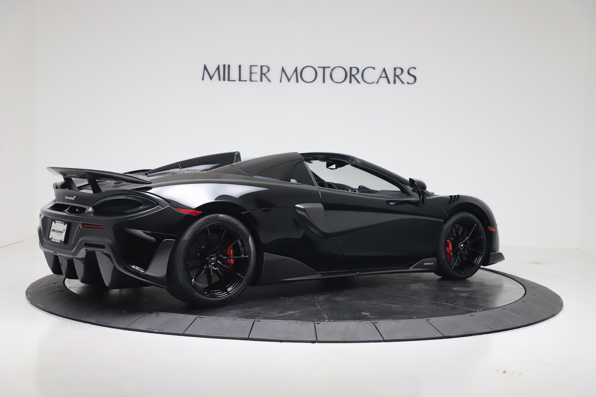 New 2020 McLaren 600LT Convertible For Sale In Westport, CT 3476_p7