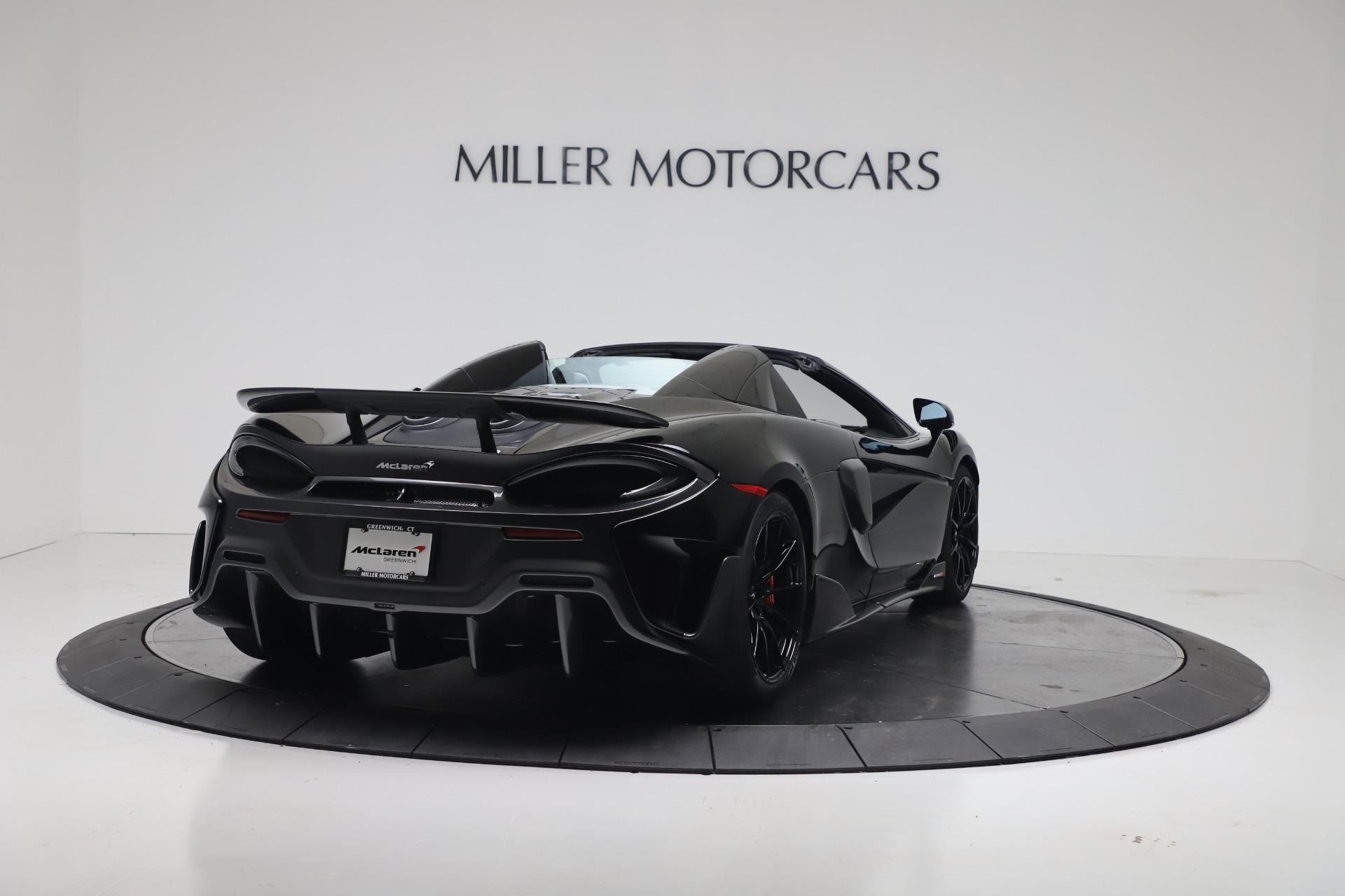 New 2020 McLaren 600LT Convertible For Sale In Westport, CT 3476_p8