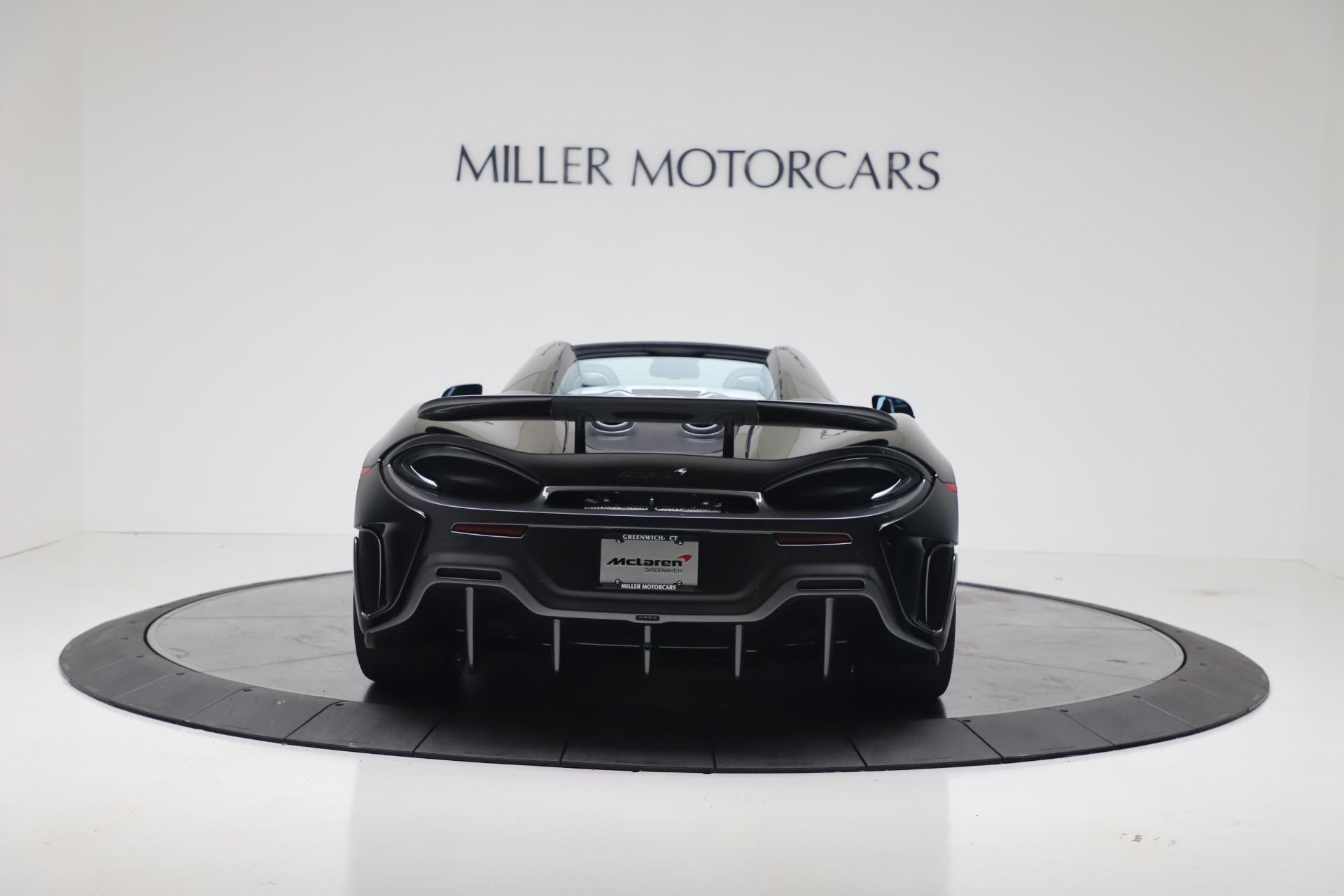 New 2020 McLaren 600LT Convertible For Sale In Westport, CT 3476_p9