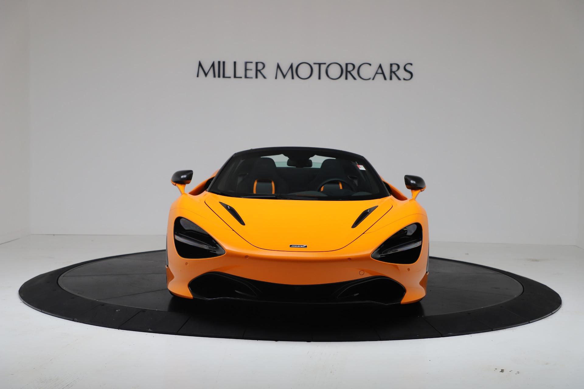 New 2020 McLaren 720S Spider For Sale In Westport, CT 3477_p12