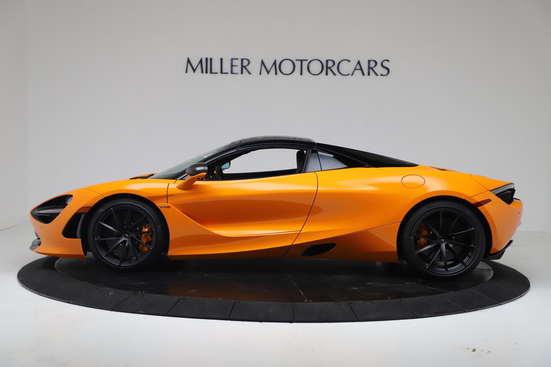 New 2020 McLaren 720S Spider For Sale In Westport, CT 3477_p15