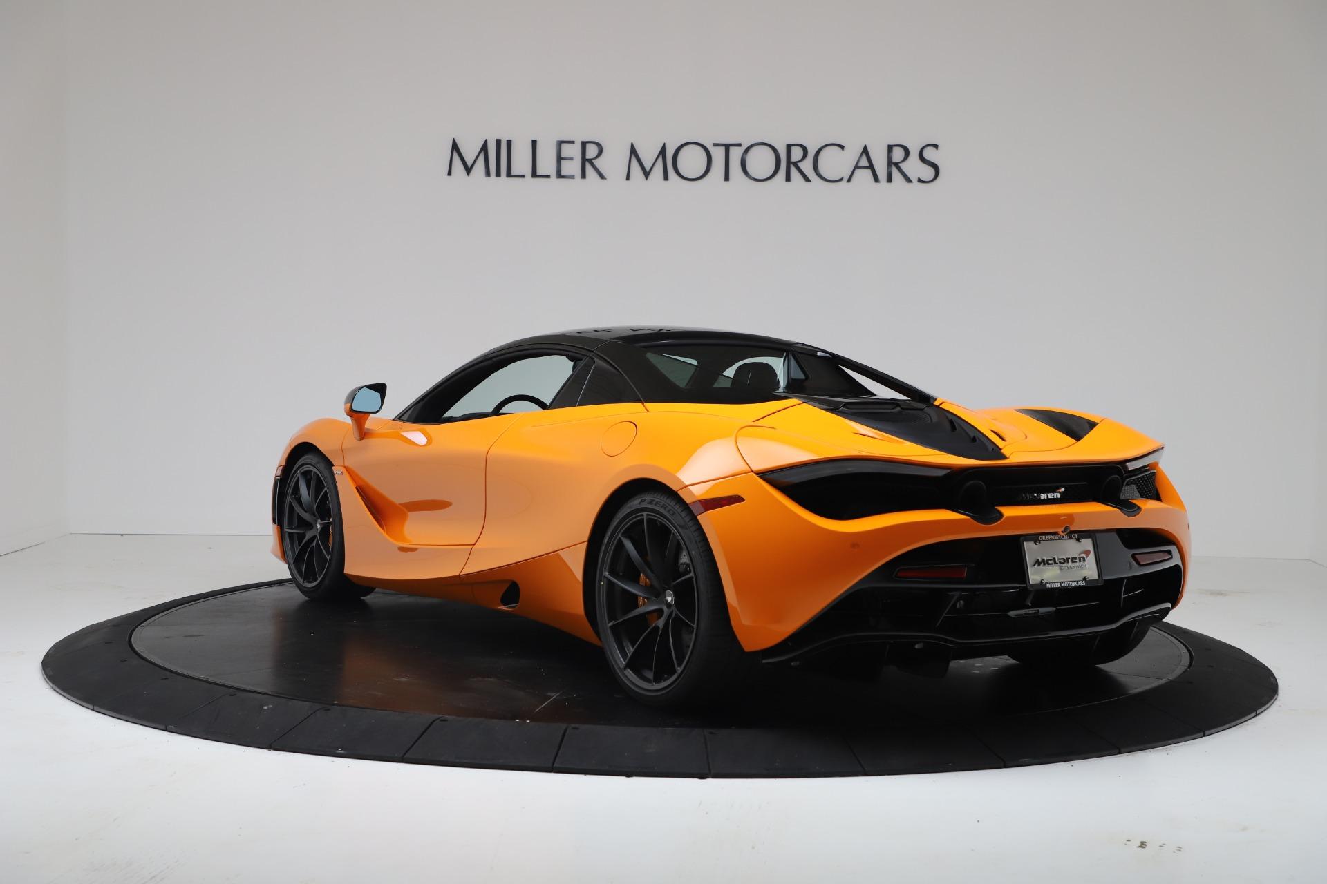 New 2020 McLaren 720S Spider For Sale In Westport, CT 3477_p16