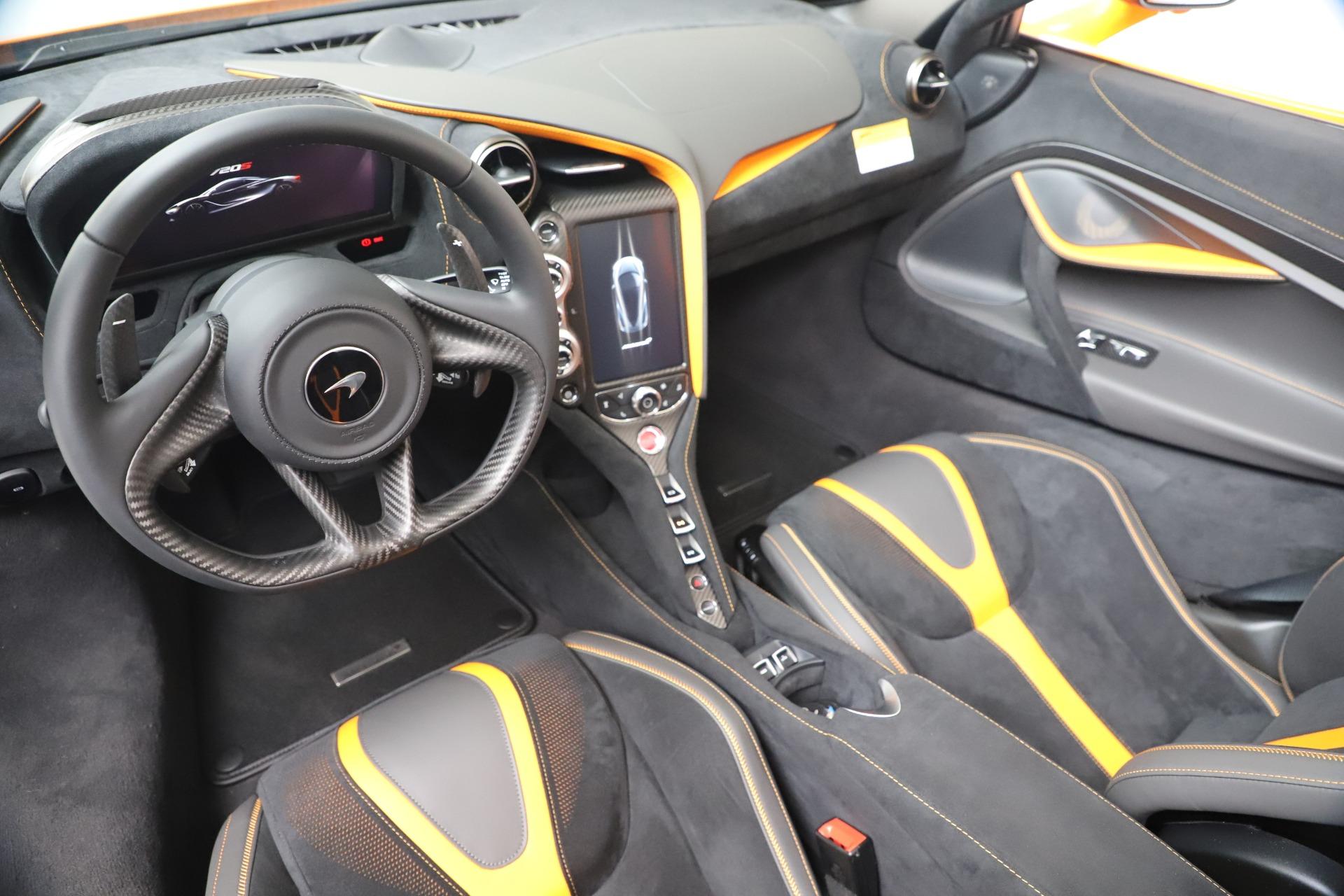 New 2020 McLaren 720S Spider For Sale In Westport, CT 3477_p23