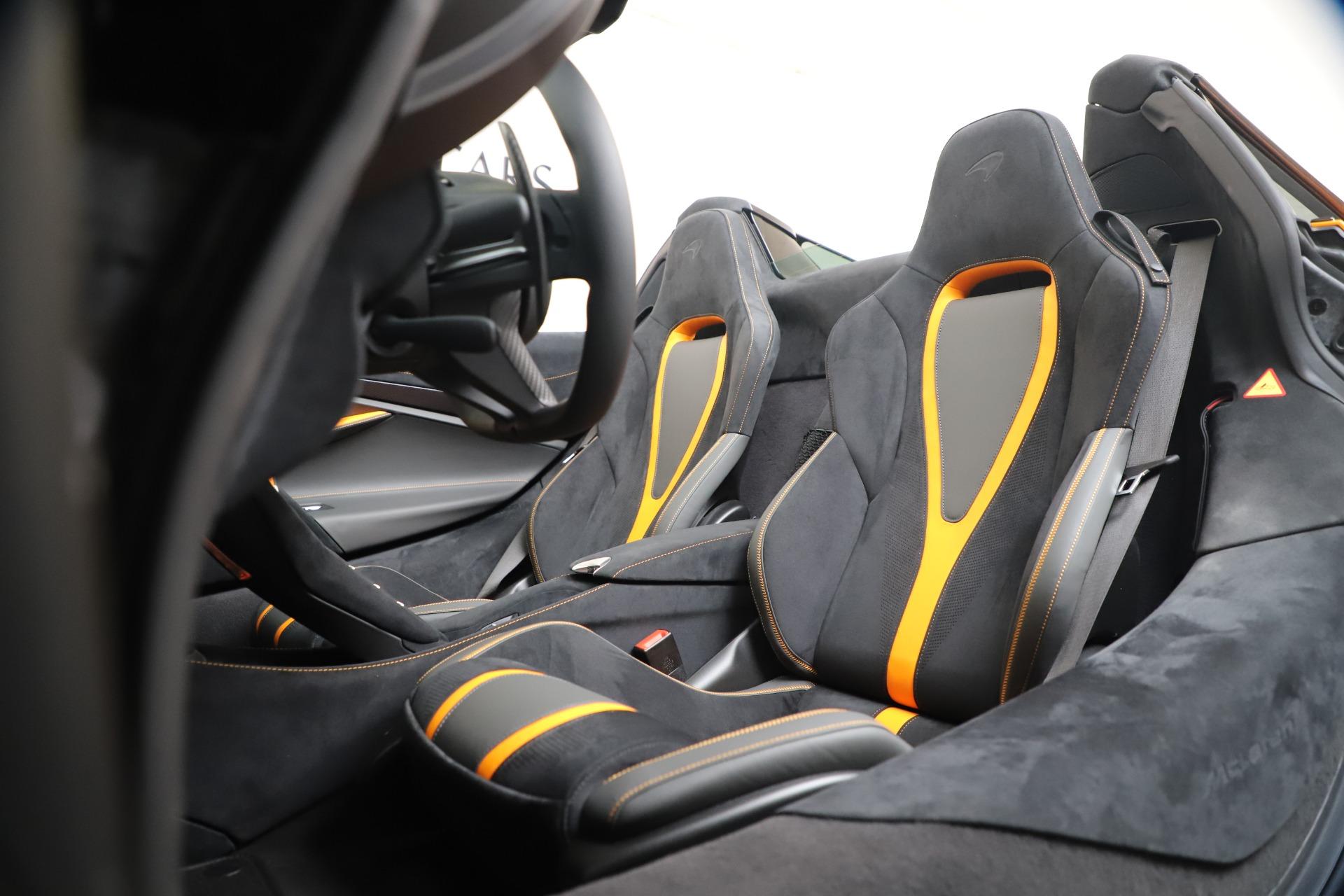New 2020 McLaren 720S Spider For Sale In Westport, CT 3477_p26
