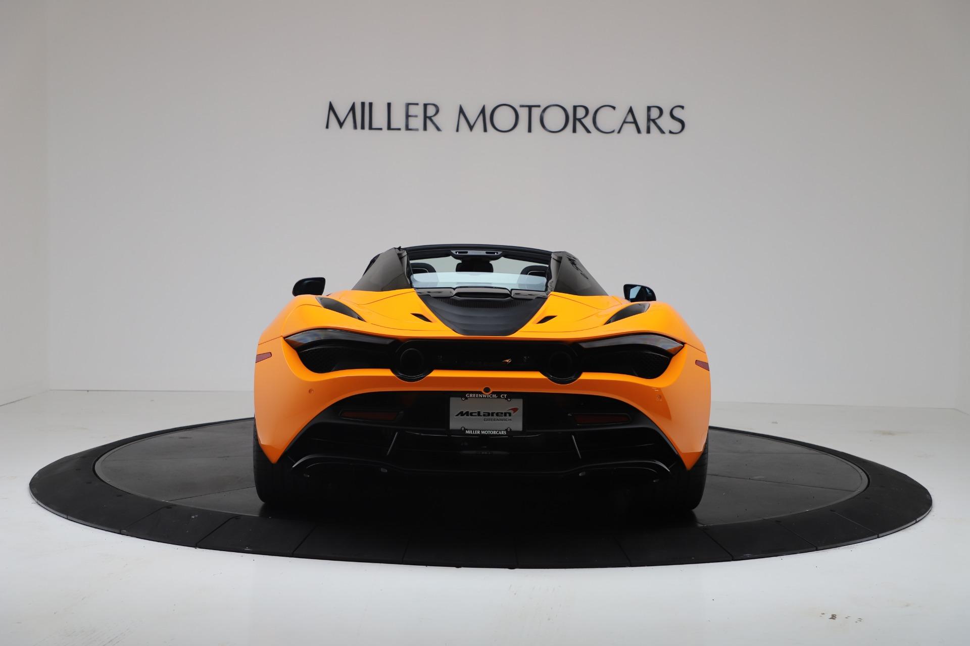 New 2020 McLaren 720S Spider For Sale In Westport, CT 3477_p6