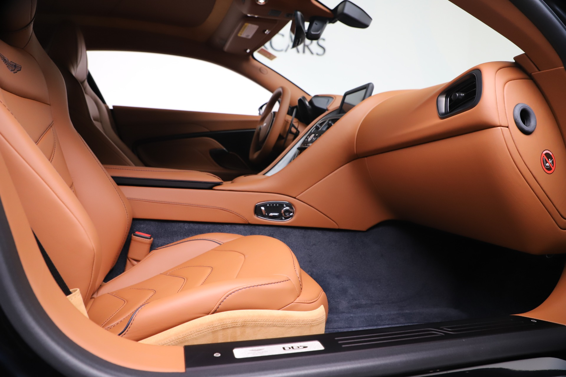 New 2020 Aston Martin DBS Coupe For Sale In Westport, CT 3479_p19