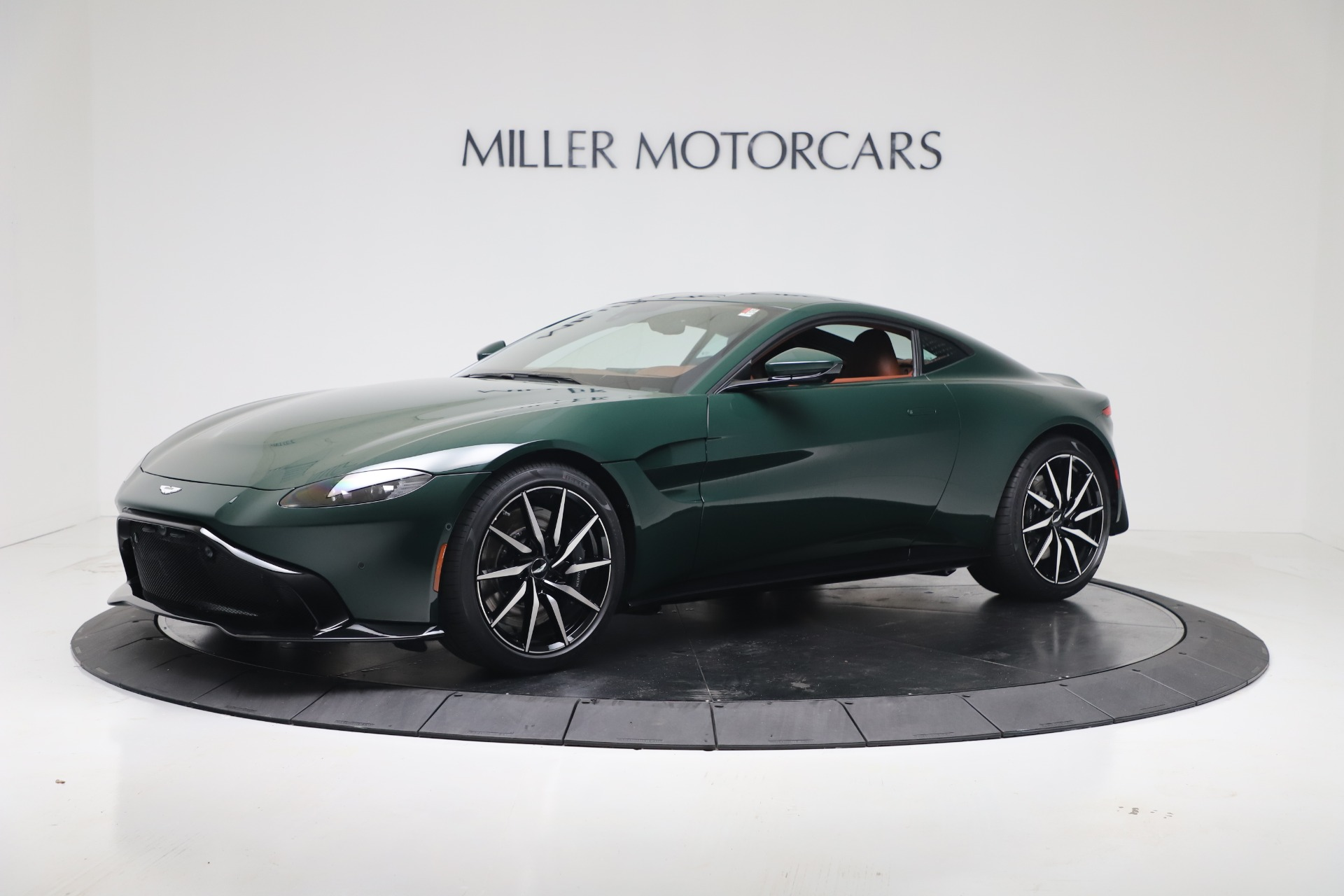 New 2020 Aston Martin Vantage V8 For Sale In Westport, CT 3483_main