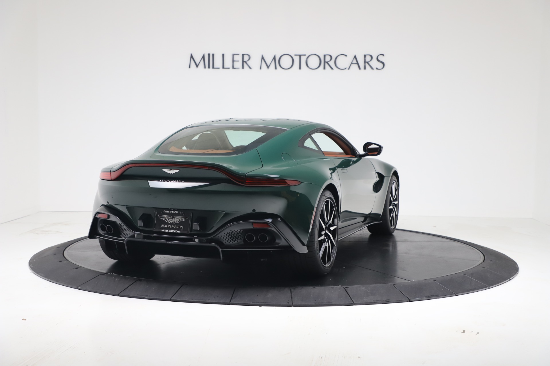 New 2020 Aston Martin Vantage V8 For Sale In Westport, CT 3483_p8