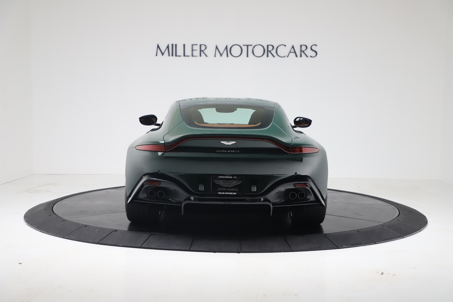 New 2020 Aston Martin Vantage V8 For Sale In Westport, CT 3483_p9