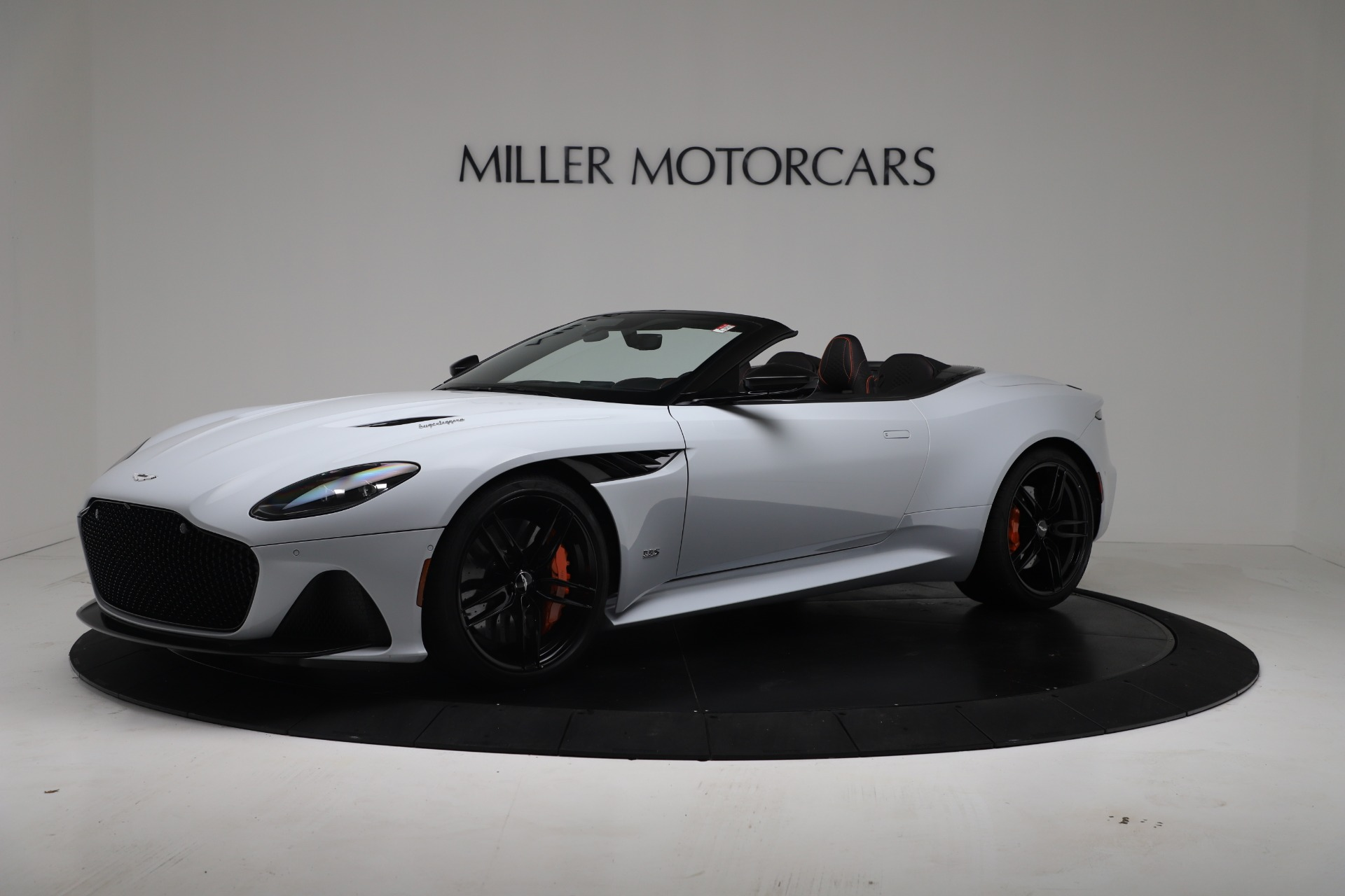 New 2020 Aston Martin DBS Superleggera For Sale In Westport, CT 3484_main