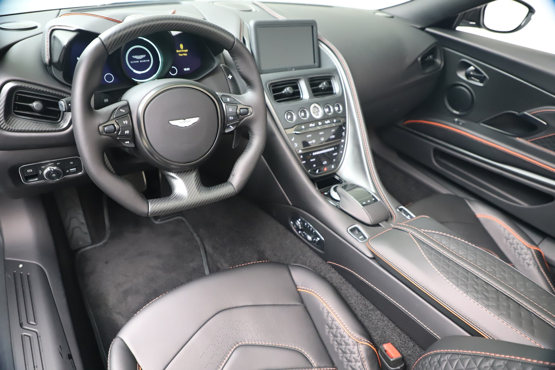 New 2020 Aston Martin DBS Superleggera For Sale In Westport, CT 3484_p20