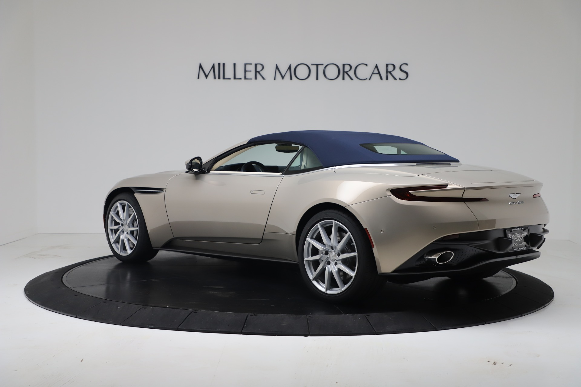 New 2020 Aston Martin DB11 V8 For Sale In Westport, CT 3485_p35