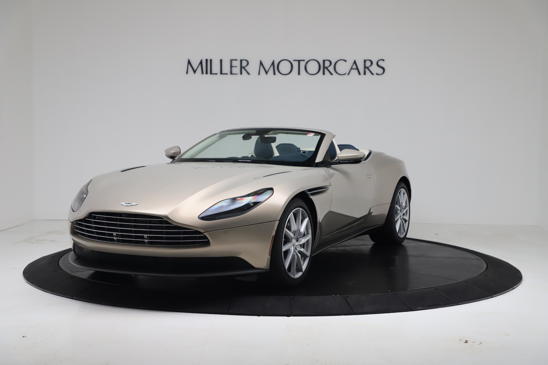 New 2020 Aston Martin DB11 V8 For Sale In Westport, CT 3485_p3