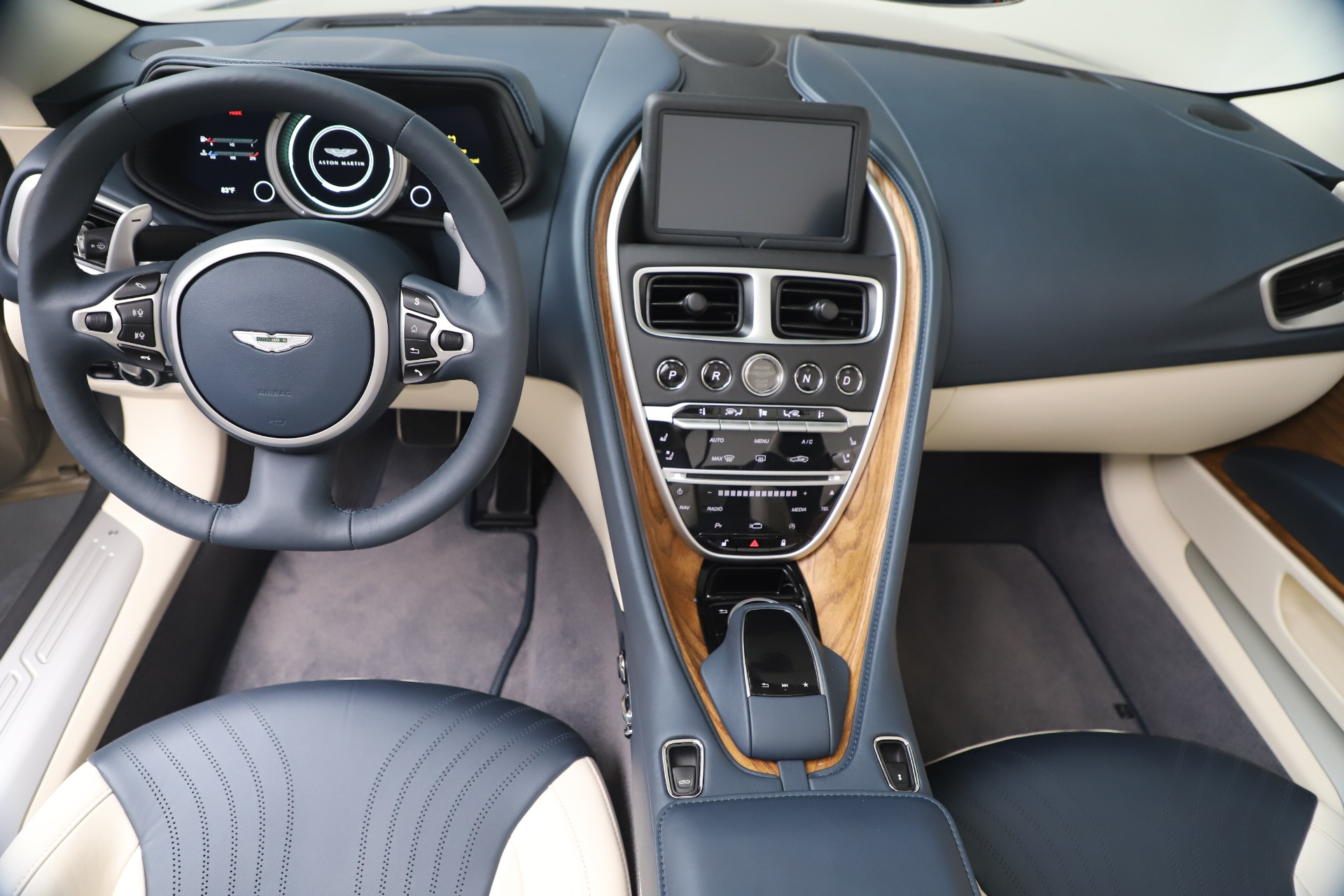 New 2020 Aston Martin DB11 V8 For Sale In Westport, CT 3485_p47