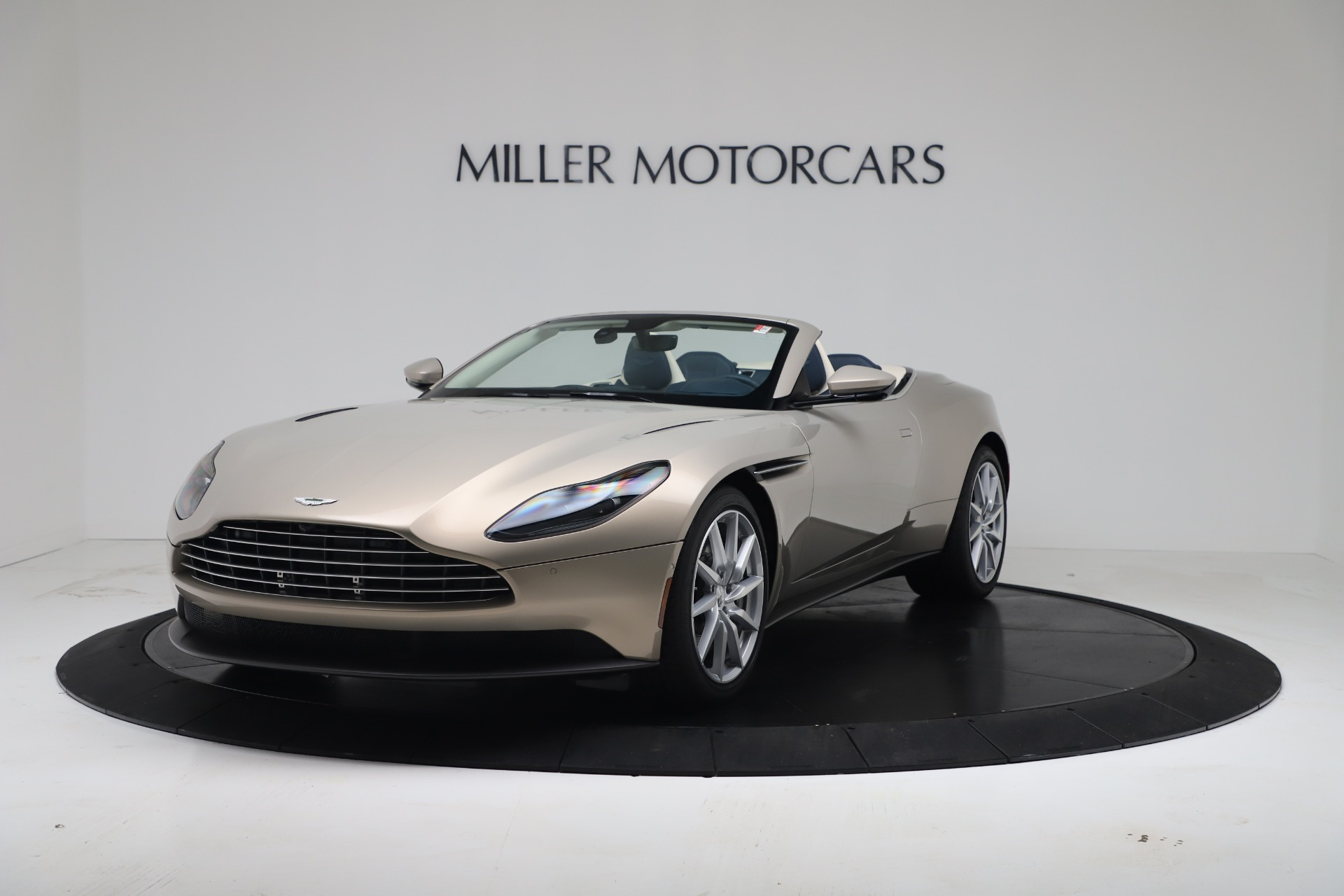 New 2020 Aston Martin DB11 V8 For Sale In Westport, CT 3485_p4