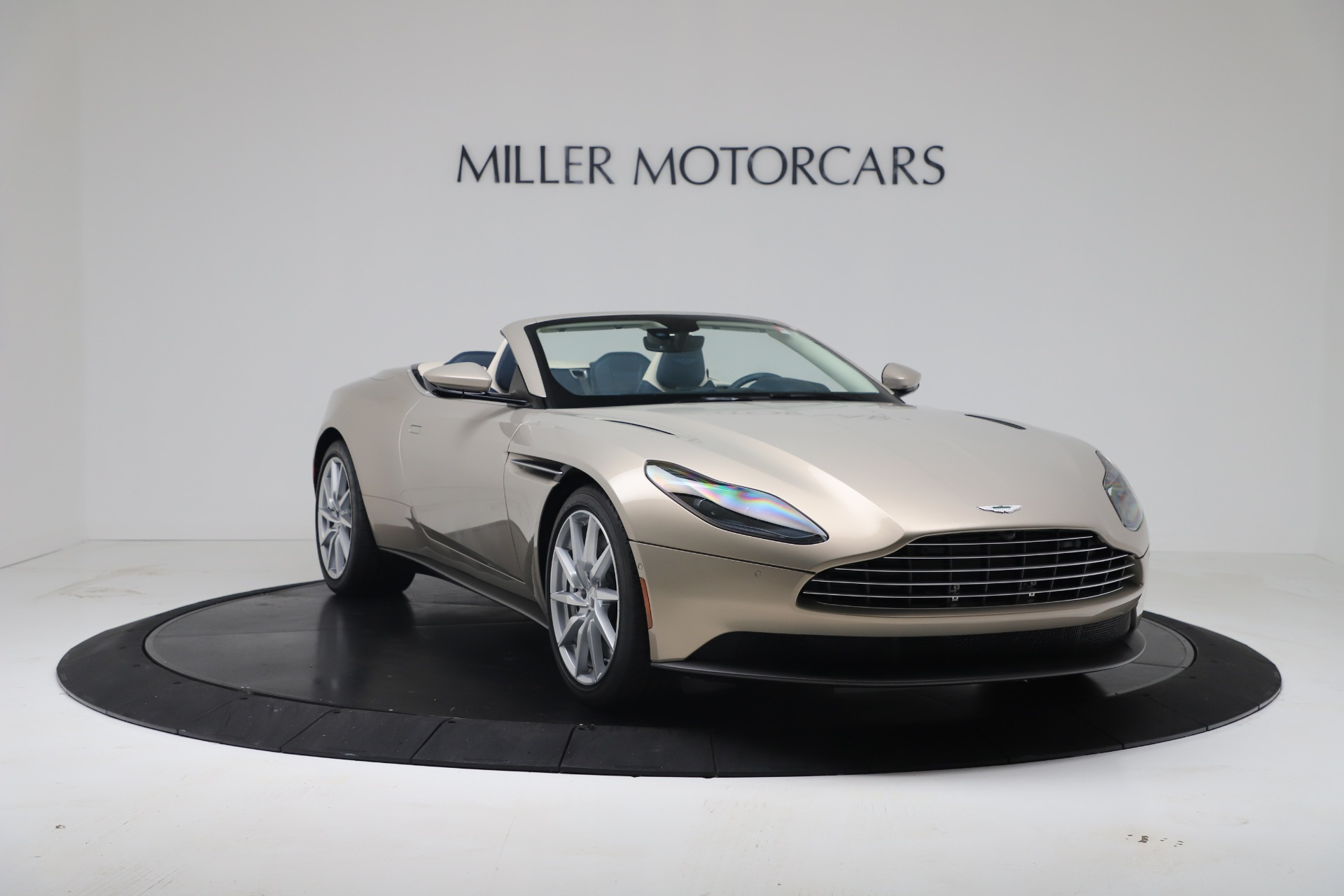 New 2020 Aston Martin DB11 V8 For Sale In Westport, CT 3485_p8