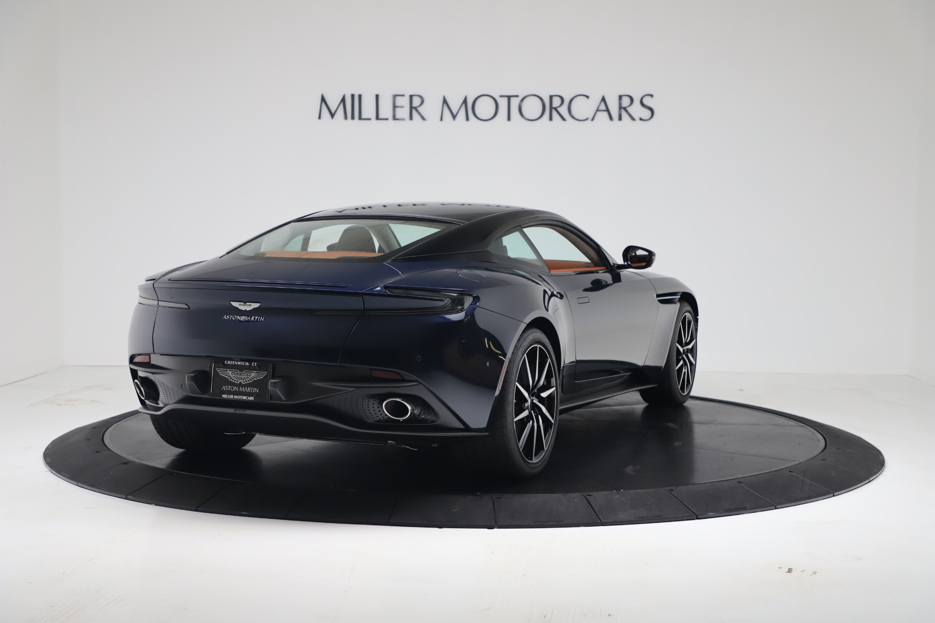 New 2020 Aston Martin DB11 V8 For Sale In Westport, CT 3486_p8