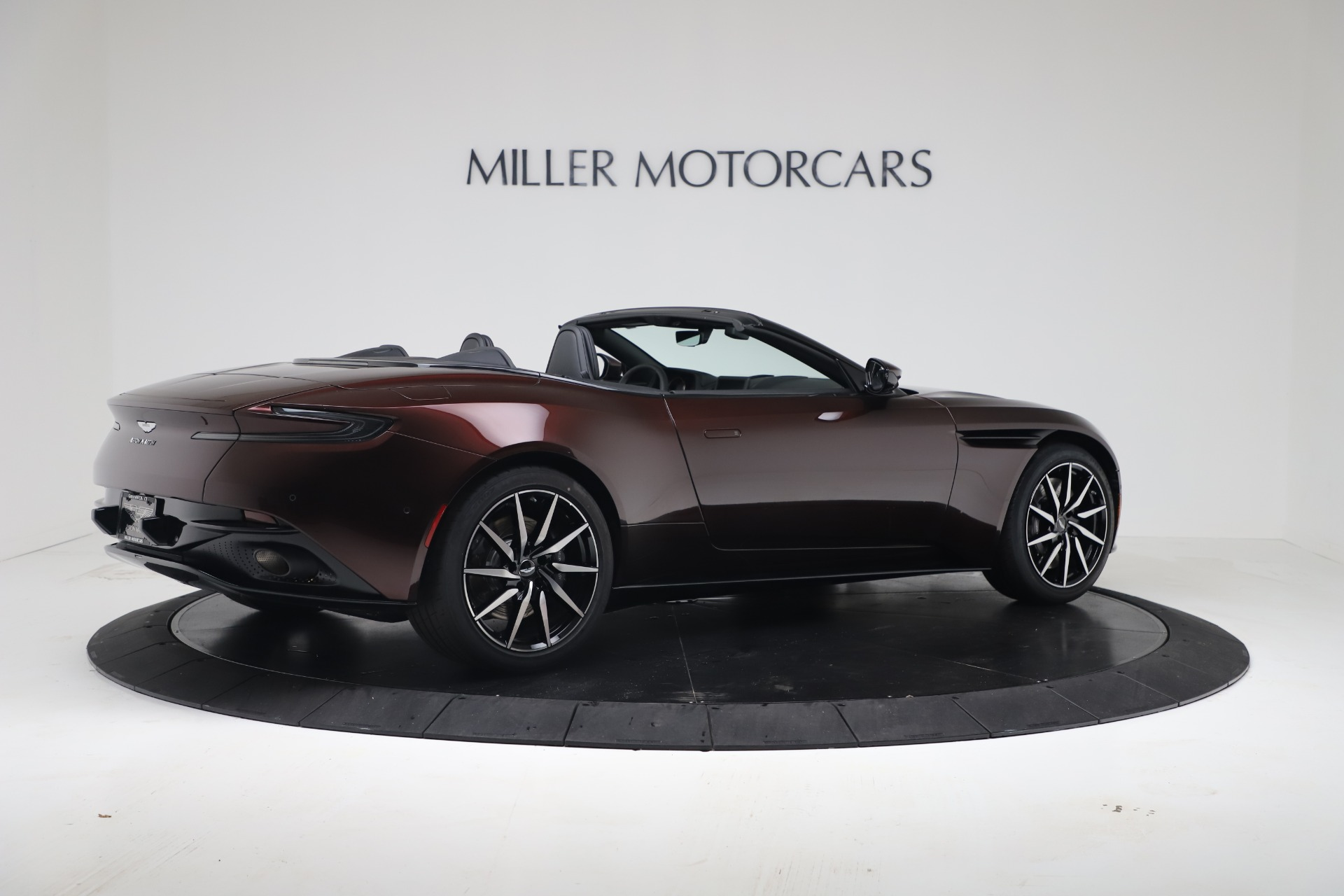 New 2020 Aston Martin DB11 V8 For Sale In Westport, CT 3487_p10