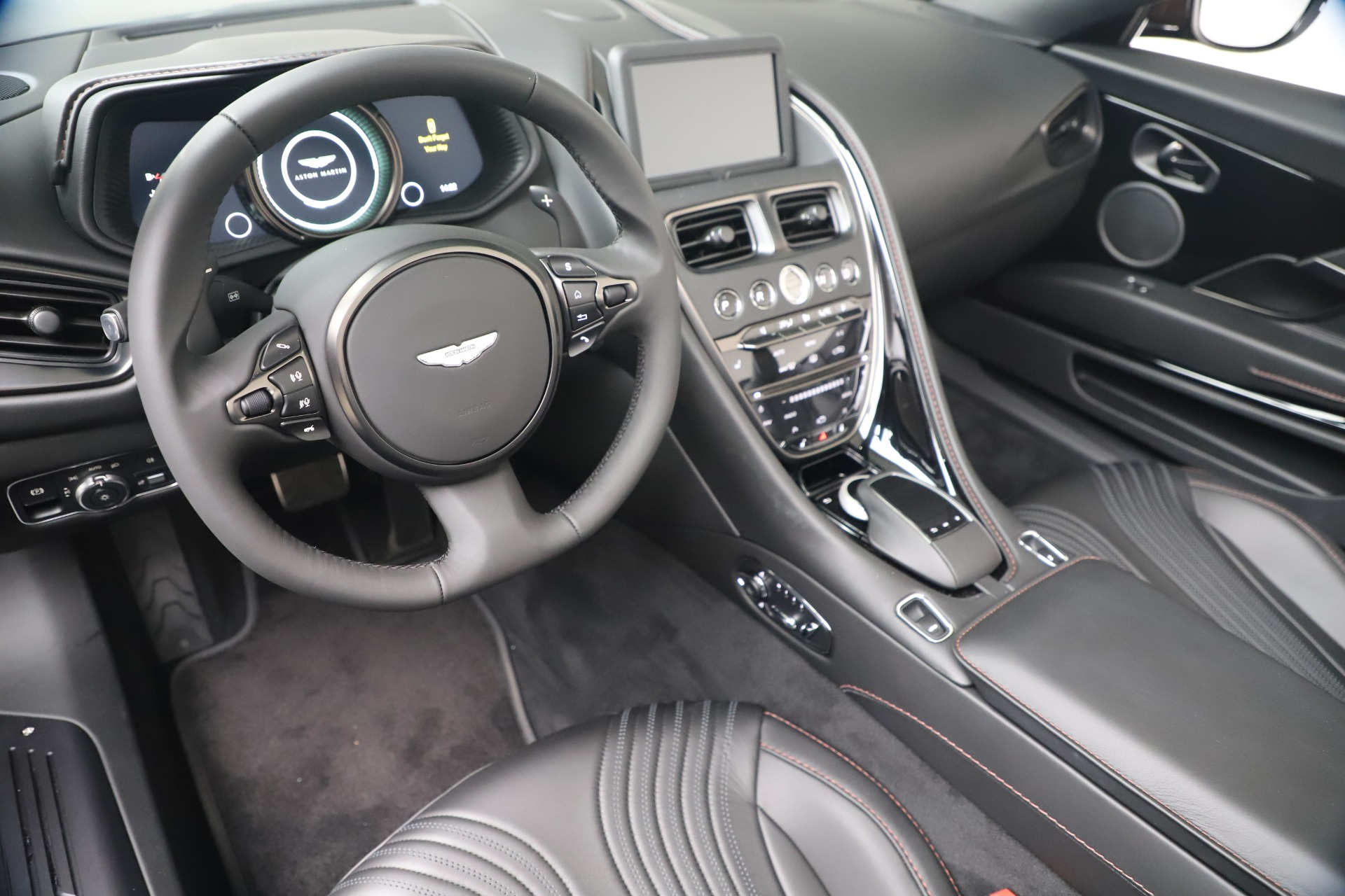 New 2020 Aston Martin DB11 V8 For Sale In Westport, CT 3487_p19