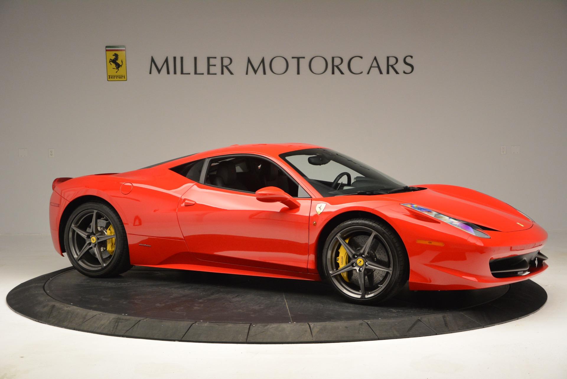 Used 2013 Ferrari 458 Italia  For Sale In Westport, CT 3490_p10