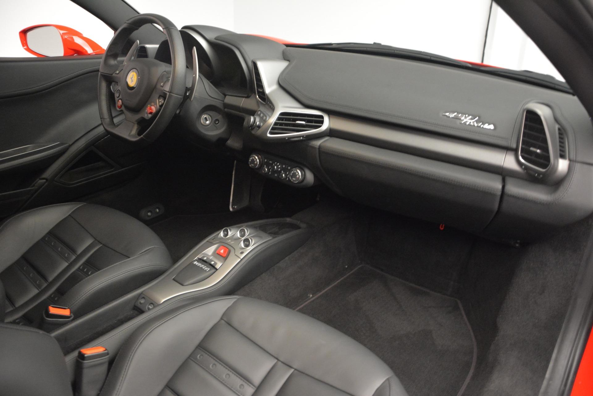 Used 2013 Ferrari 458 Italia  For Sale In Westport, CT 3490_p17