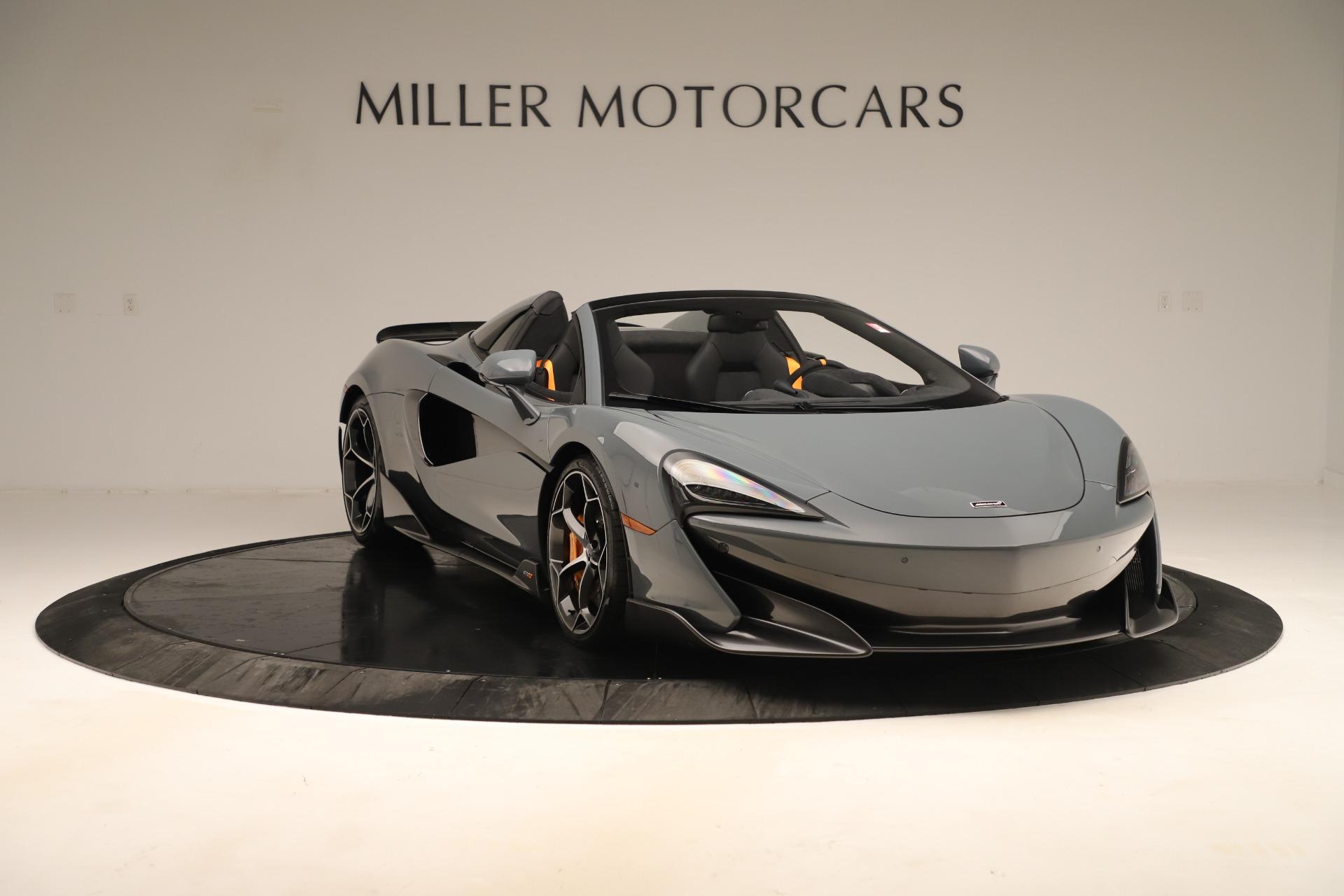 New 2020 McLaren 600LT Spider For Sale In Westport, CT 3498_p10