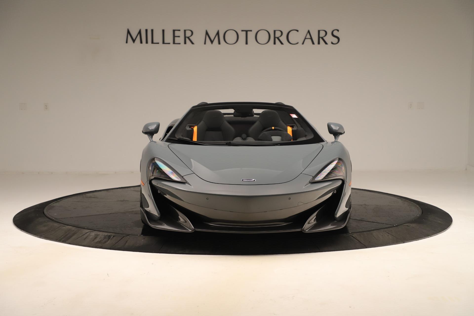 New 2020 McLaren 600LT Spider For Sale In Westport, CT 3498_p11
