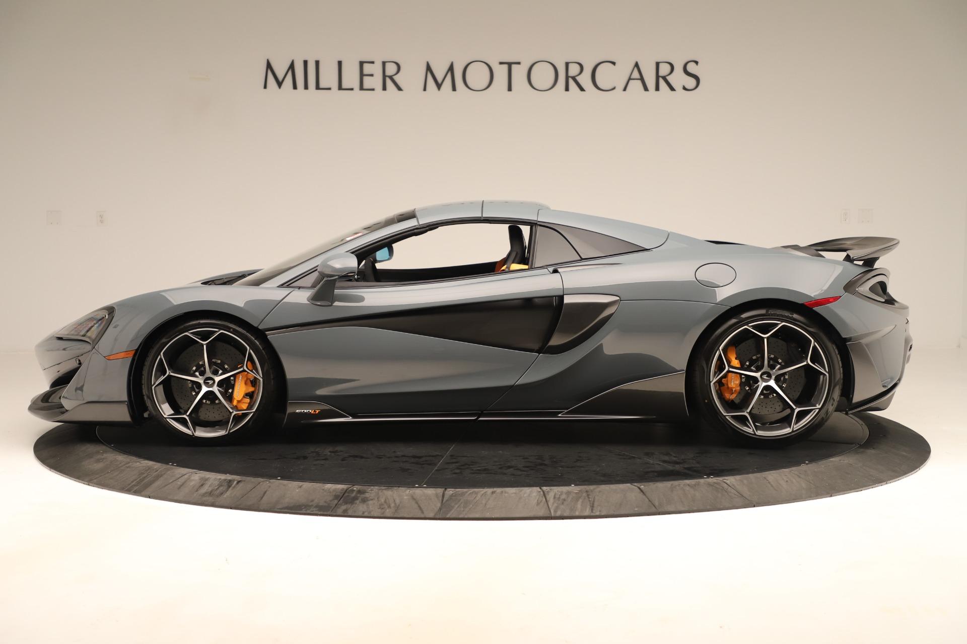 New 2020 McLaren 600LT Spider For Sale In Westport, CT 3498_p15