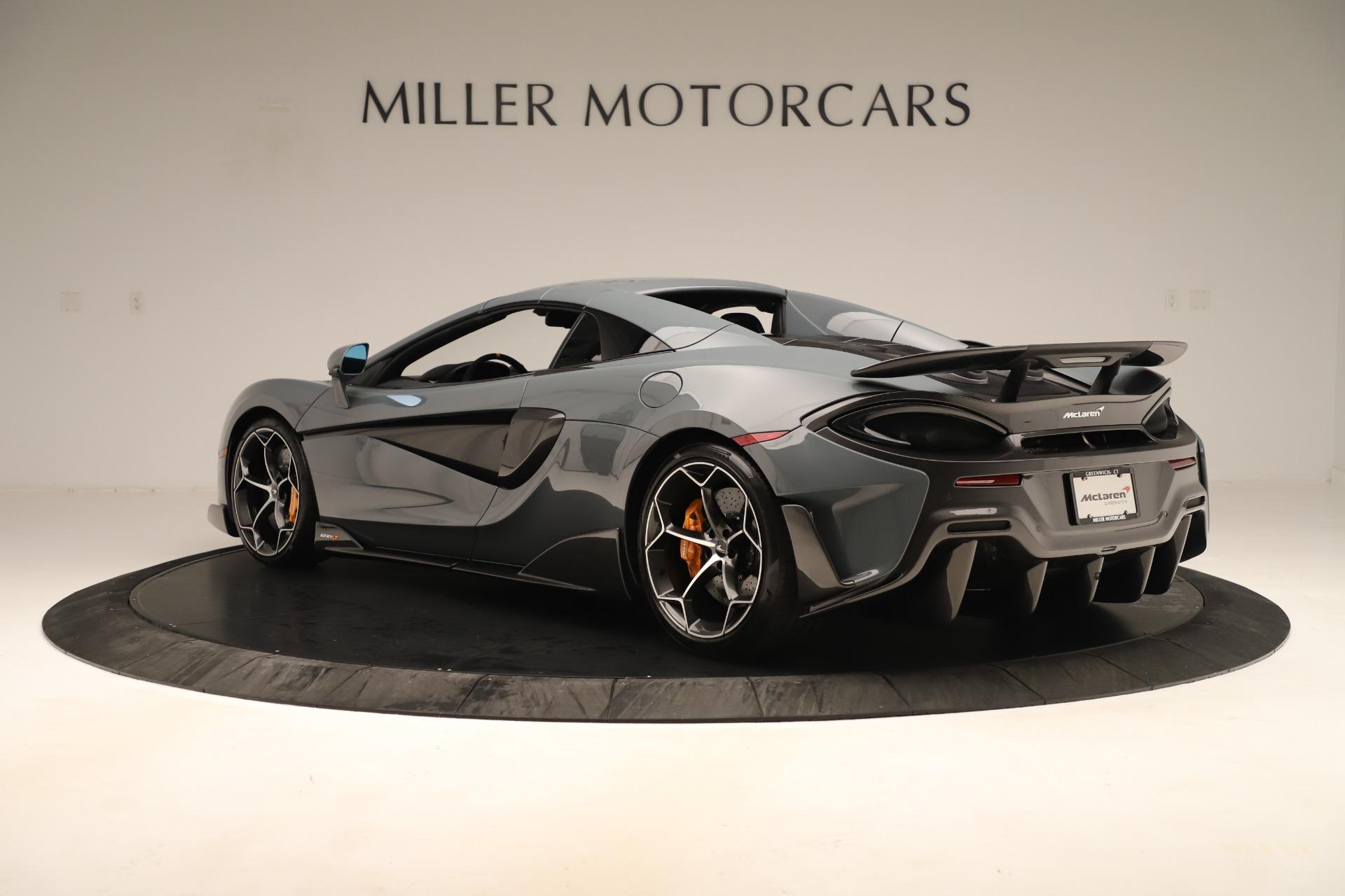 New 2020 McLaren 600LT Spider For Sale In Westport, CT 3498_p16